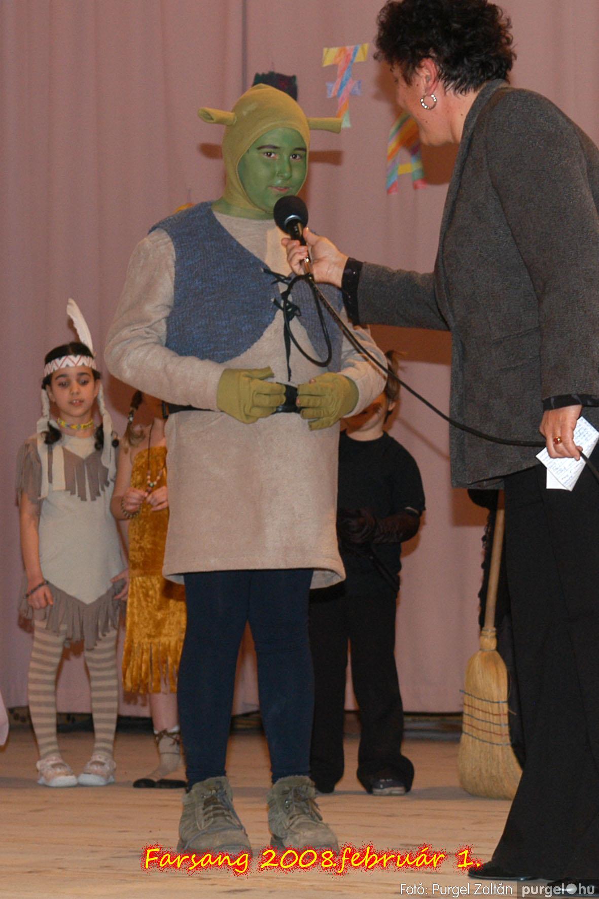 2008.12.01. 024 Forray Máté Általános Iskola farsang 2008. - Fotó:PURGEL ZOLTÁN© 024.jpg