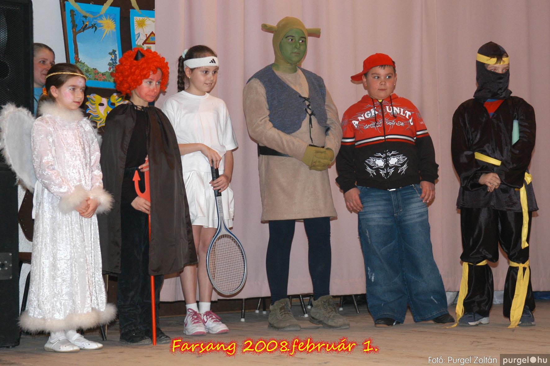 2008.12.01. 027 Forray Máté Általános Iskola farsang 2008. - Fotó:PURGEL ZOLTÁN© 027.jpg
