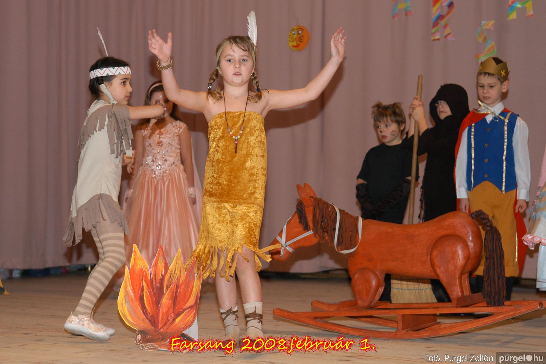 2008.12.01. 031 Forray Máté Általános Iskola farsang 2008. - Fotó:PURGEL ZOLTÁN© 031.jpg