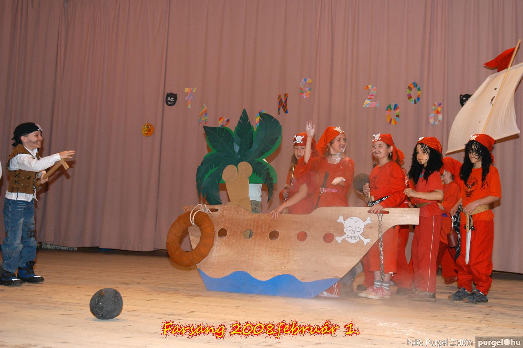 2008.12.01. 042 Forray Máté Általános Iskola farsang 2008. - Fotó:PURGEL ZOLTÁN© 042.jpg