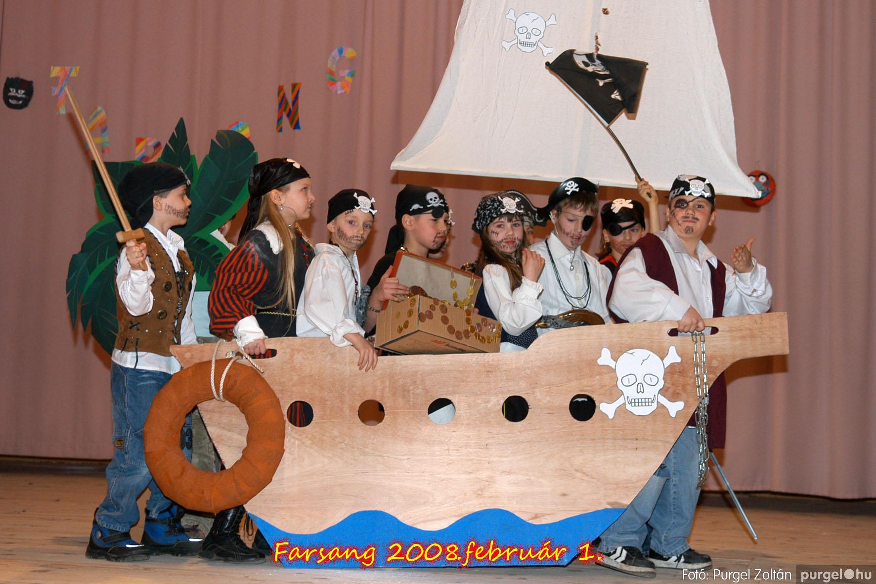 2008.12.01. 045 Forray Máté Általános Iskola farsang 2008. - Fotó:PURGEL ZOLTÁN© 045.jpg