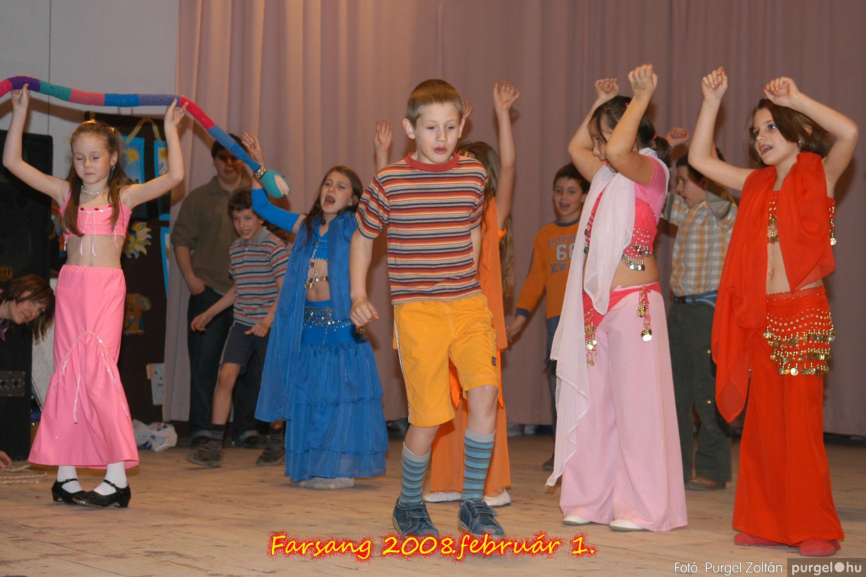 2008.12.01. 056 Forray Máté Általános Iskola farsang 2008. - Fotó:PURGEL ZOLTÁN© 056.jpg