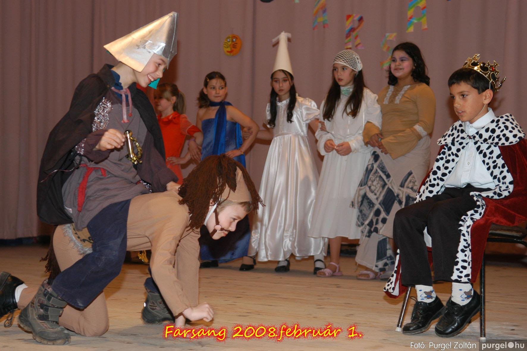 2008.12.01. 065 Forray Máté Általános Iskola farsang 2008. - Fotó:PURGEL ZOLTÁN© 065.jpg