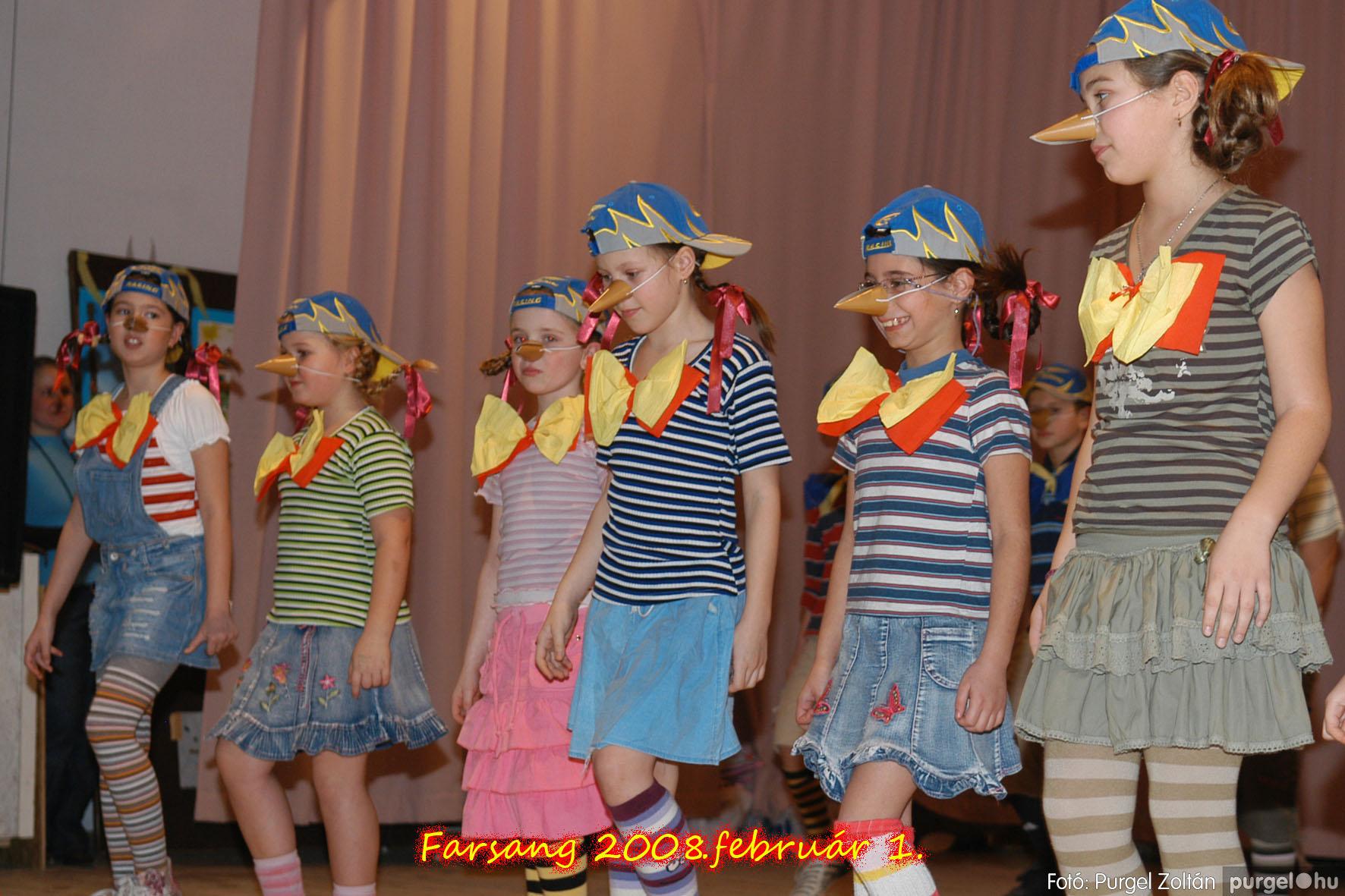 2008.12.01. 067 Forray Máté Általános Iskola farsang 2008. - Fotó:PURGEL ZOLTÁN© 067.jpg