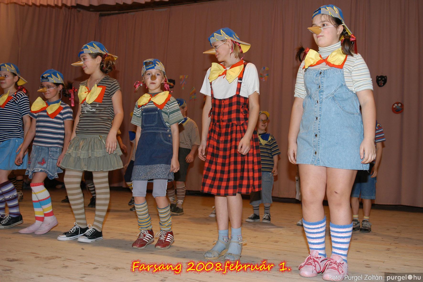 2008.12.01. 068 Forray Máté Általános Iskola farsang 2008. - Fotó:PURGEL ZOLTÁN© 068.jpg