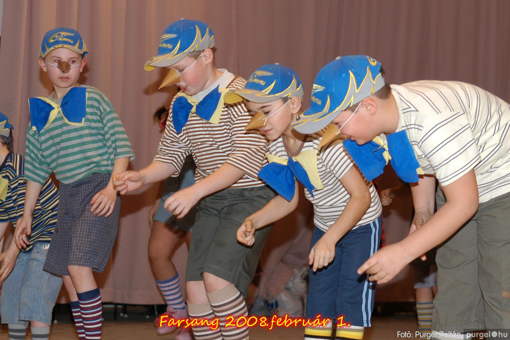 2008.12.01. 074 Forray Máté Általános Iskola farsang 2008. - Fotó:PURGEL ZOLTÁN© 074.jpg