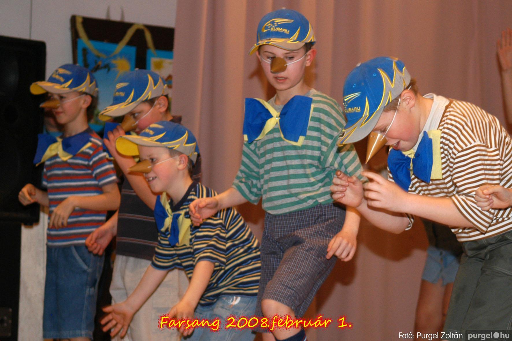 2008.12.01. 075 Forray Máté Általános Iskola farsang 2008. - Fotó:PURGEL ZOLTÁN© 075.jpg