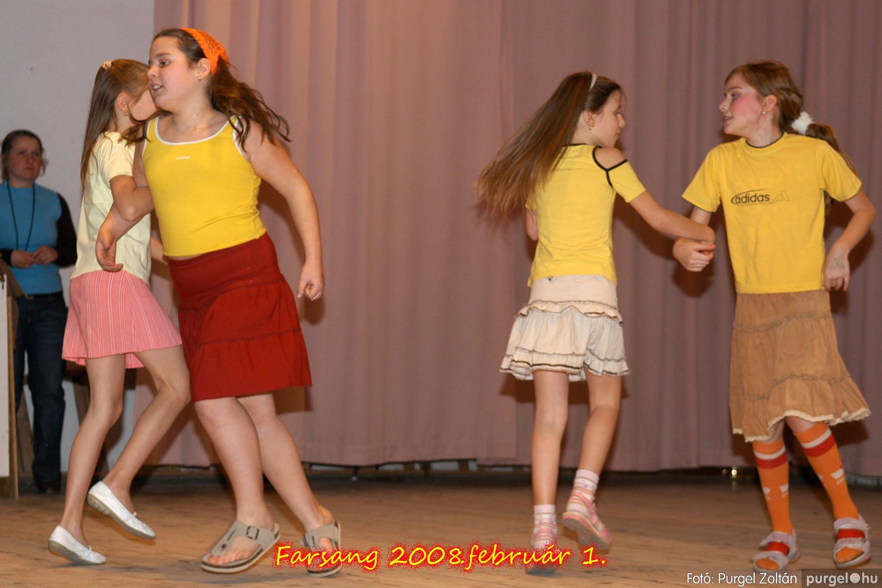 2008.12.01. 089 Forray Máté Általános Iskola farsang 2008. - Fotó:PURGEL ZOLTÁN© 089.jpg