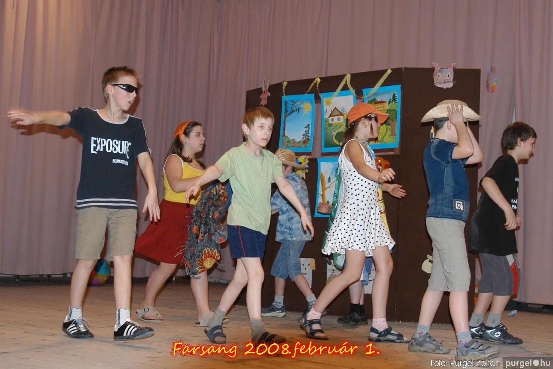 2008.12.01. 094 Forray Máté Általános Iskola farsang 2008. - Fotó:PURGEL ZOLTÁN© 094.jpg