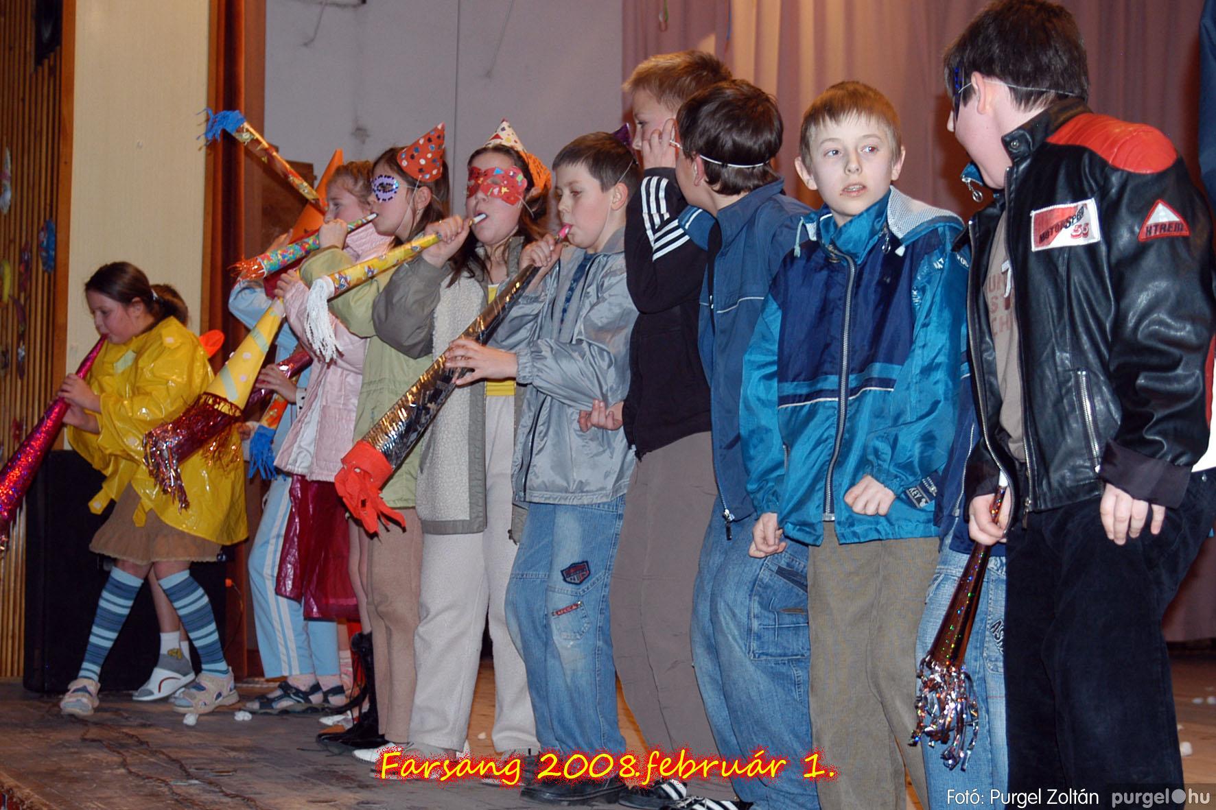 2008.12.01. 098 Forray Máté Általános Iskola farsang 2008. - Fotó:PURGEL ZOLTÁN© 098.jpg