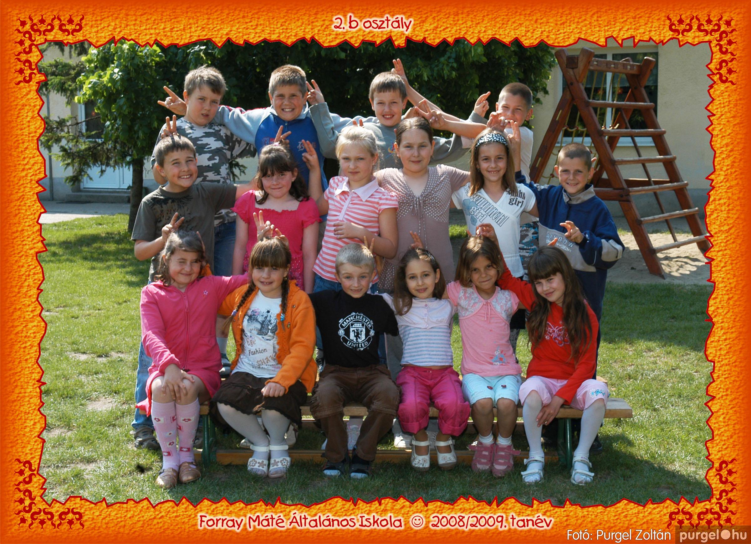 2009.05.04-26. 012 Forray Máté Általános Iskola osztályképek 2009. - Fotó:PURGEL ZOLTÁN© 2b-3.jpg