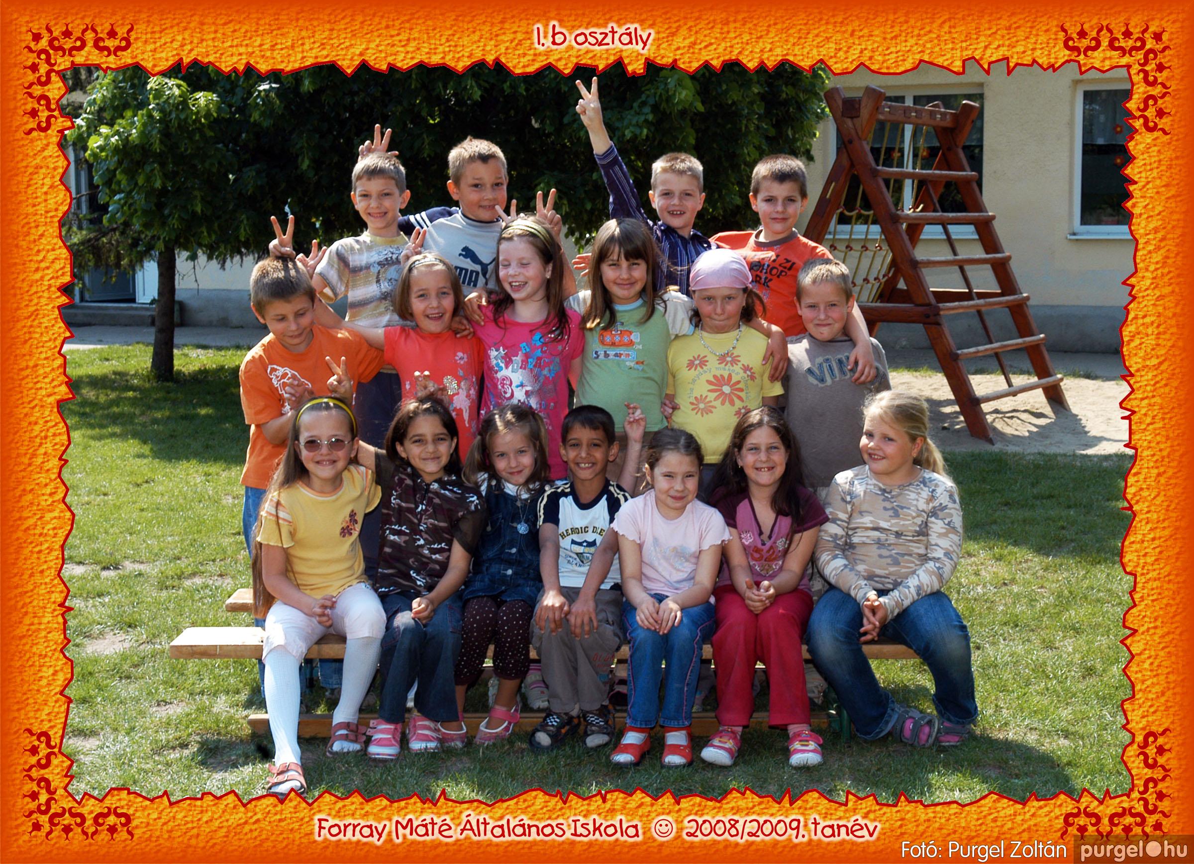 2009.05.04-26. 006 Forray Máté Általános Iskola osztályképek 2009. - Fotó:PURGEL ZOLTÁN© 1b-3.jpg