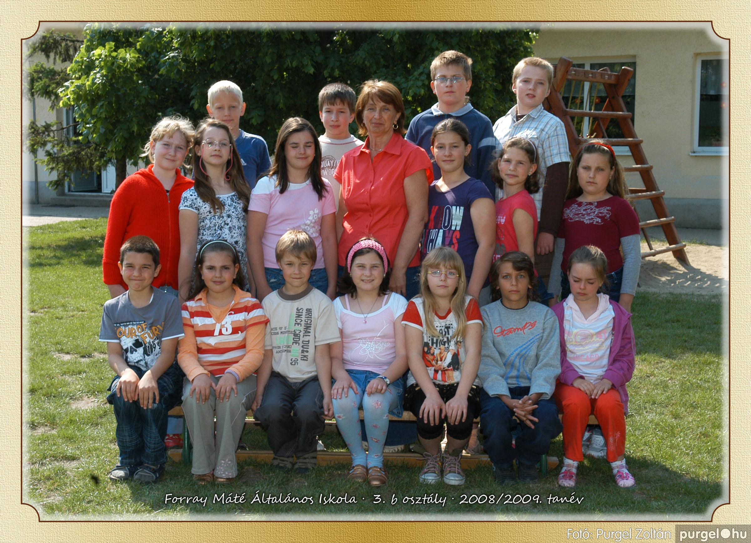 2009.05.04-26. 016 Forray Máté Általános Iskola osztályképek 2009. - Fotó:PURGEL ZOLTÁN© 3b-1.jpg