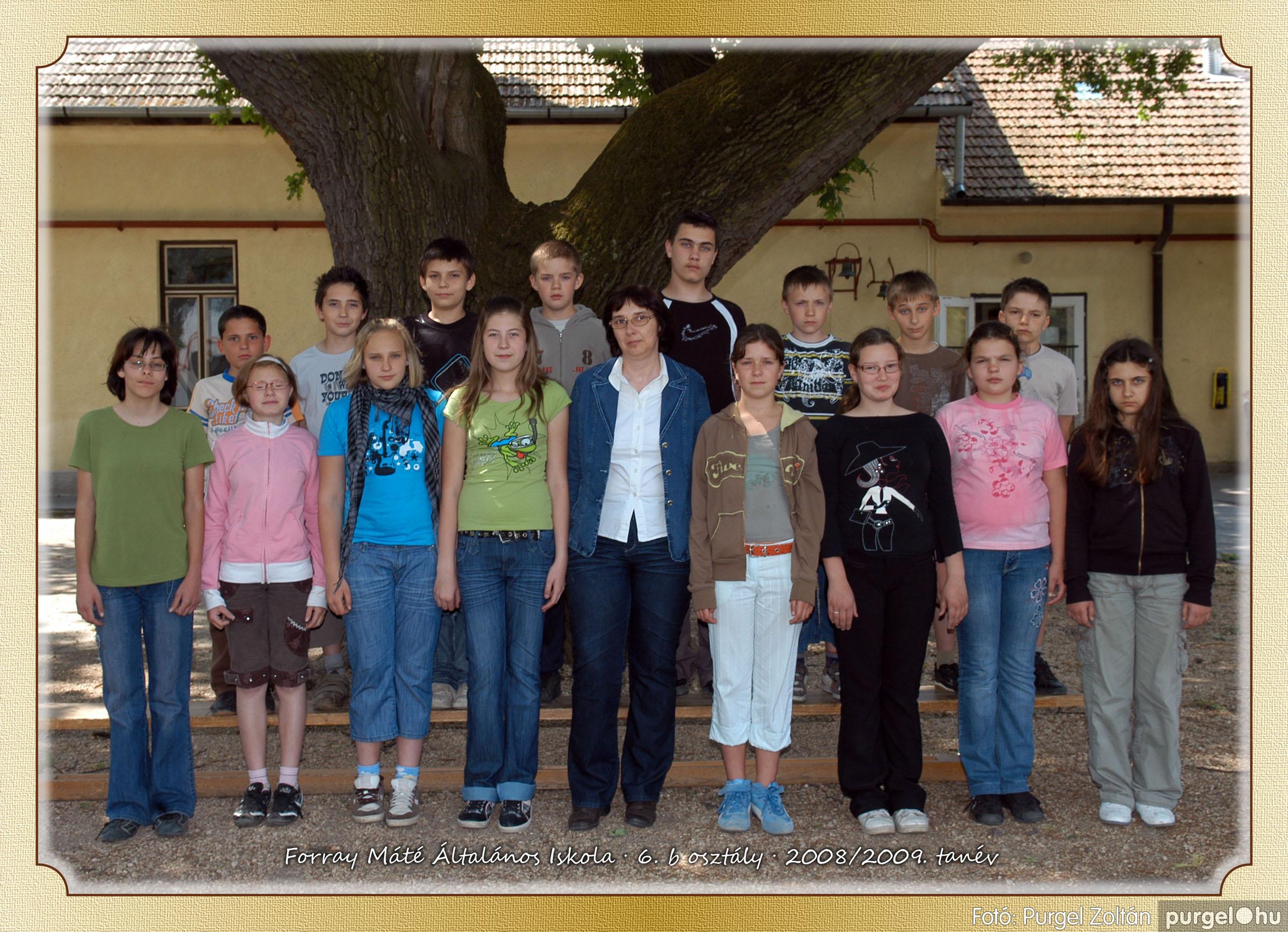 2009.05.04-26. 034 Forray Máté Általános Iskola osztályképek 2009. - Fotó:PURGEL ZOLTÁN© 6b-1.jpg