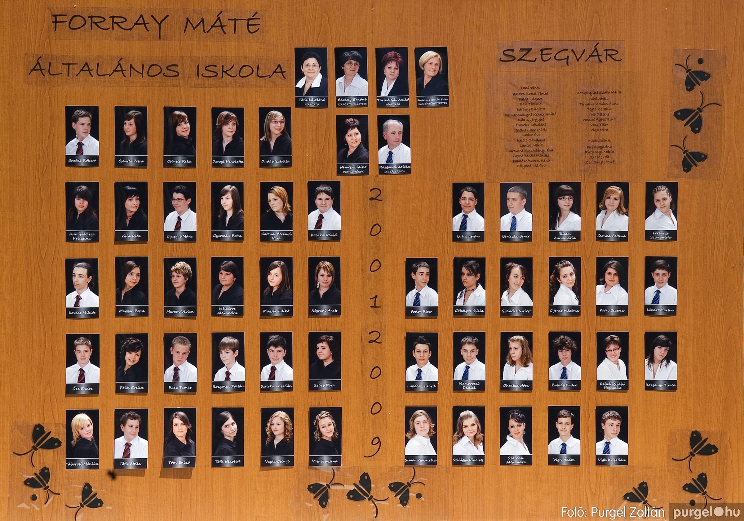2009.06.08. 000 Forray Máté Általános Iskola tabló 2009. - Fotó:PURGEL ZOLTÁN©.jpg