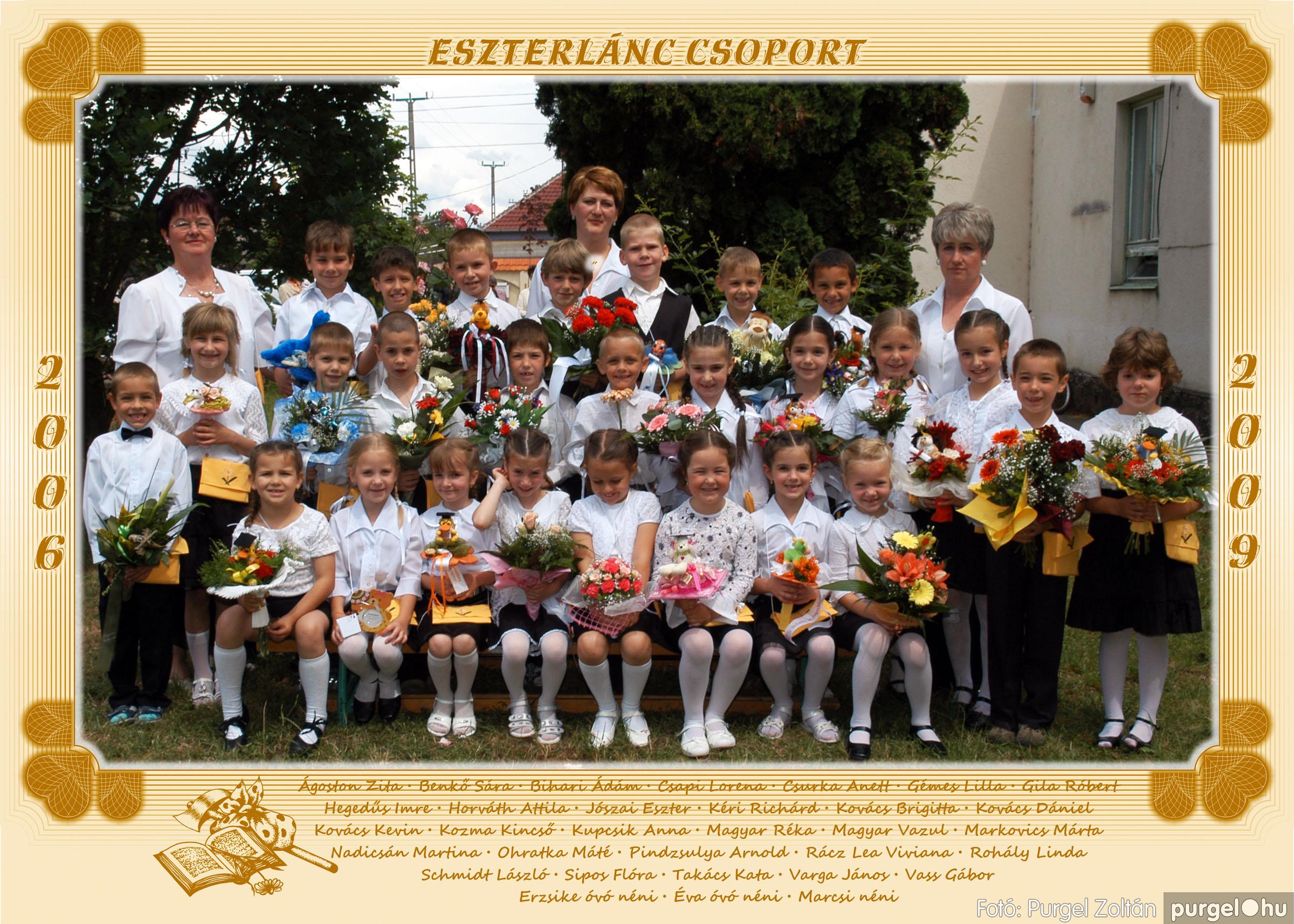 2009.05.20-30. 004 Kurca-parti Óvoda csoportképek 2009. - Fotó:PURGEL ZOLTÁN© 154Eszterlánc.jpg