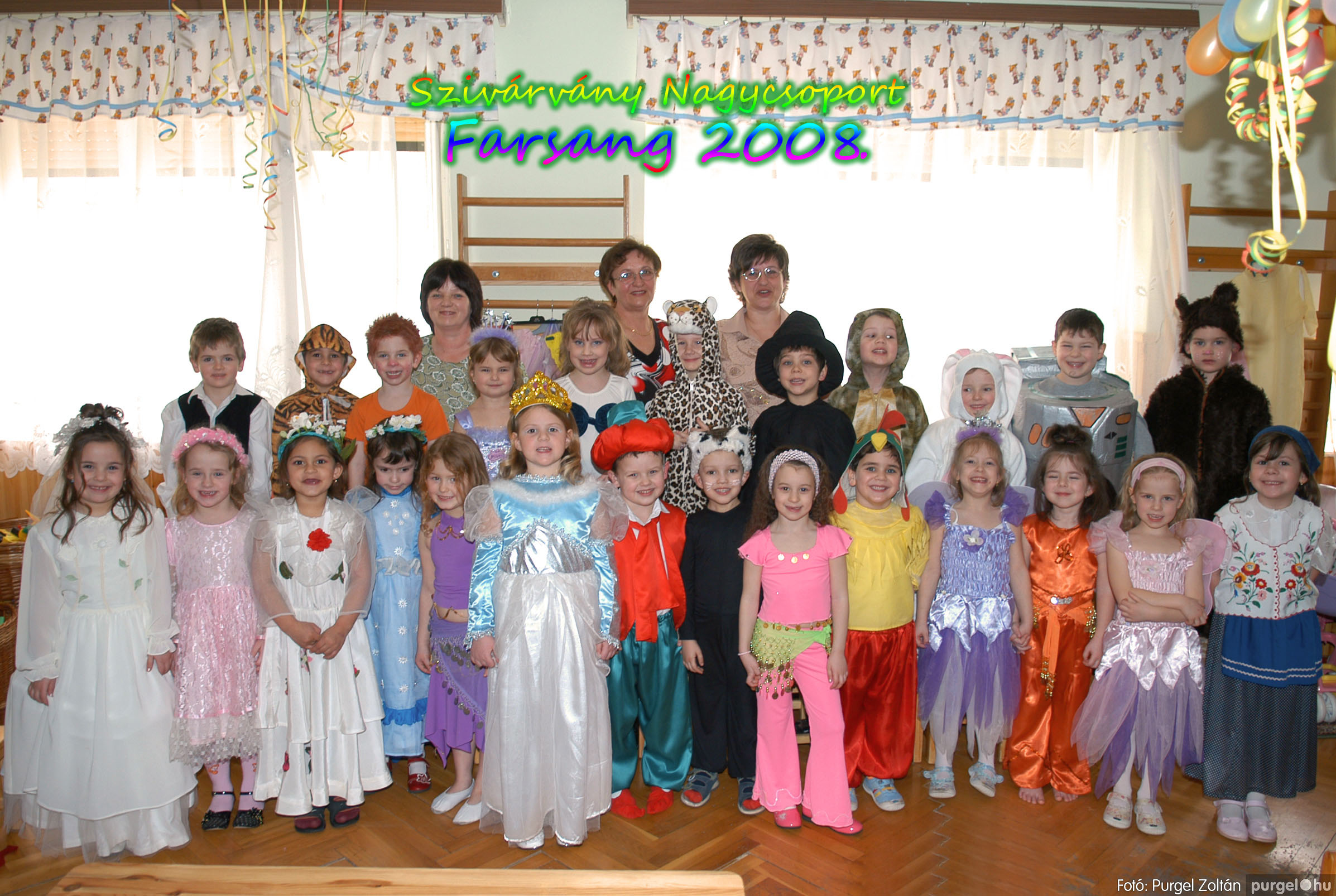 2008.02.23. 211 Kurca-parti Óvoda farsang 2008. - Szivárvány csoport - Fotó:PURGEL ZOLTÁN© 635.jpg