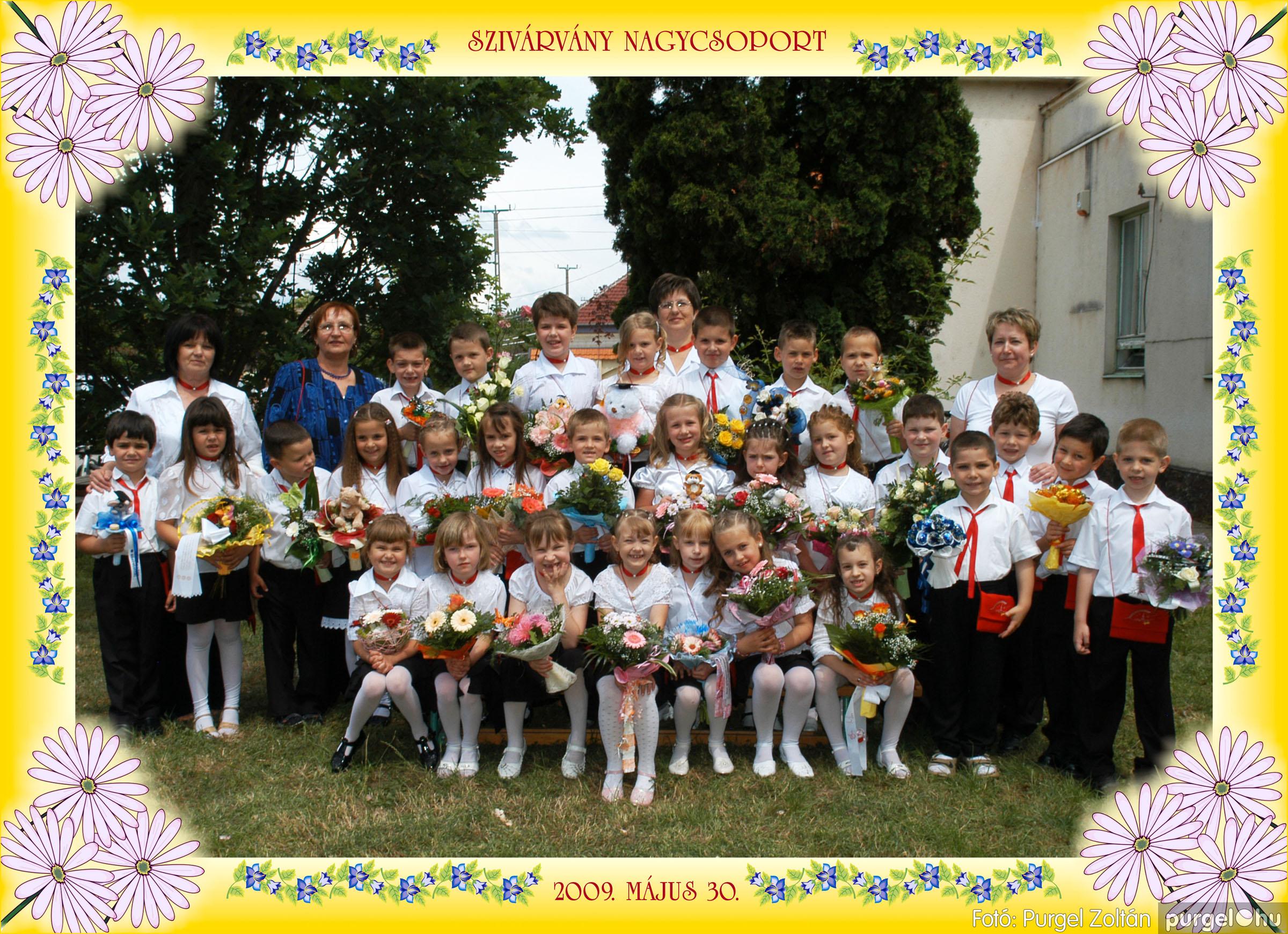 2009.05.20-30. 021 Kurca-parti Óvoda csoportképek 2009. - Fotó:PURGEL ZOLTÁN© 651Szivárvány.jpg