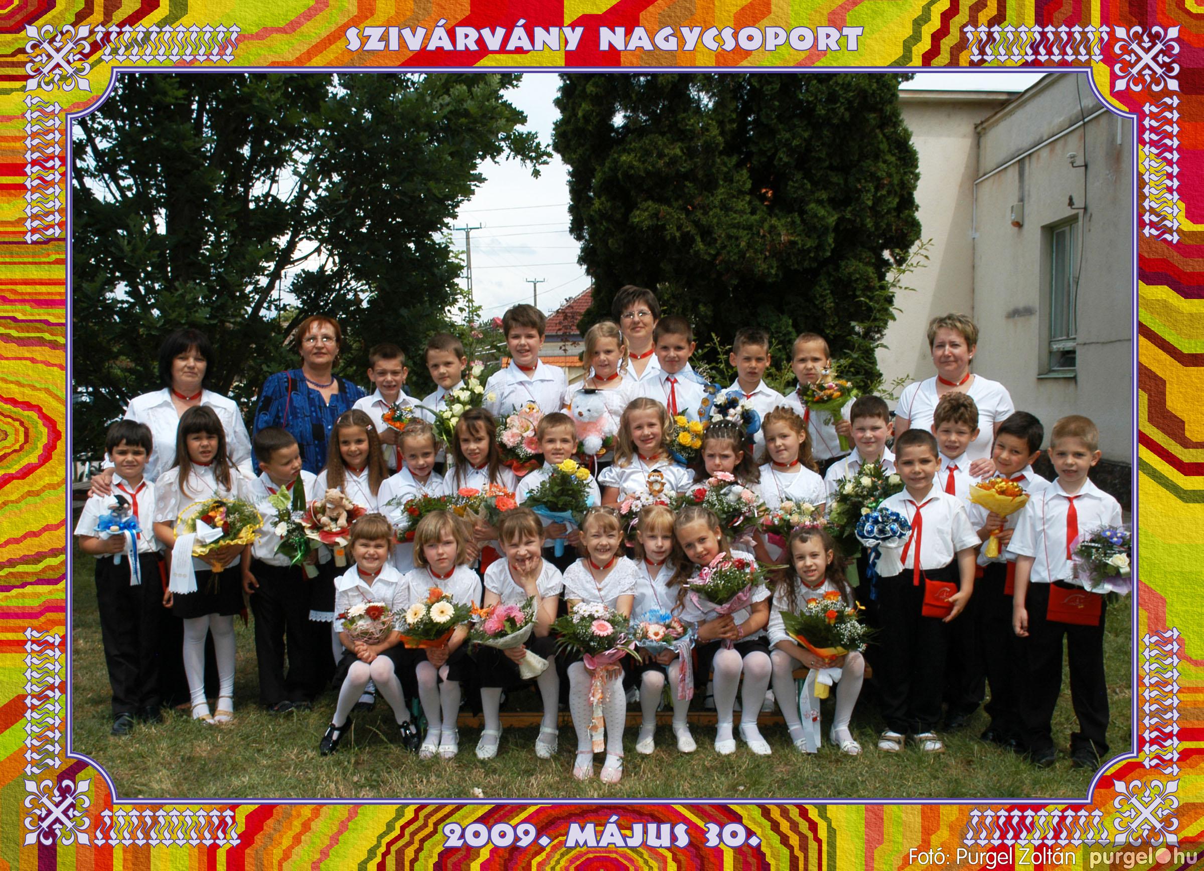 2009.05.20-30. 022 Kurca-parti Óvoda csoportképek 2009. - Fotó:PURGEL ZOLTÁN© 652Szivárvány.jpg
