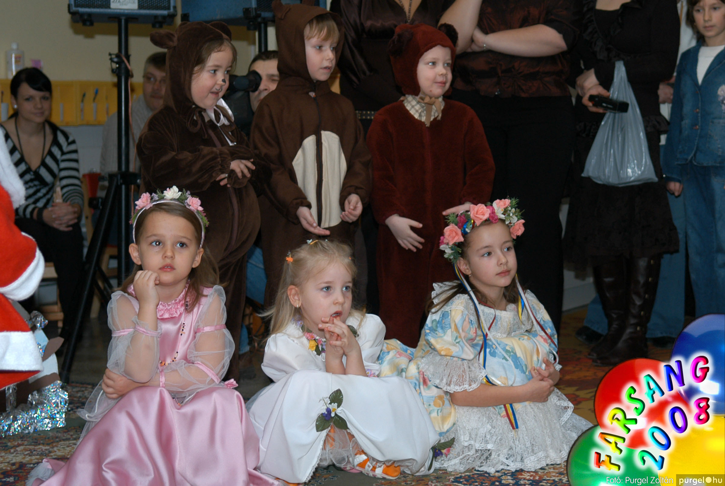 2008.02.23. 073 Kurca-parti Óvoda farsang 2008. - Eszterlánc csoport - Fotó:PURGEL ZOLTÁN© 102.jpg