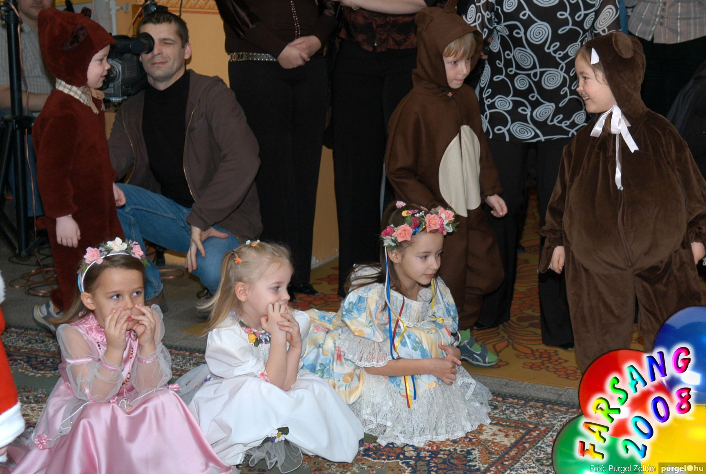 2008.02.23. 074 Kurca-parti Óvoda farsang 2008. - Eszterlánc csoport - Fotó:PURGEL ZOLTÁN© 103.jpg