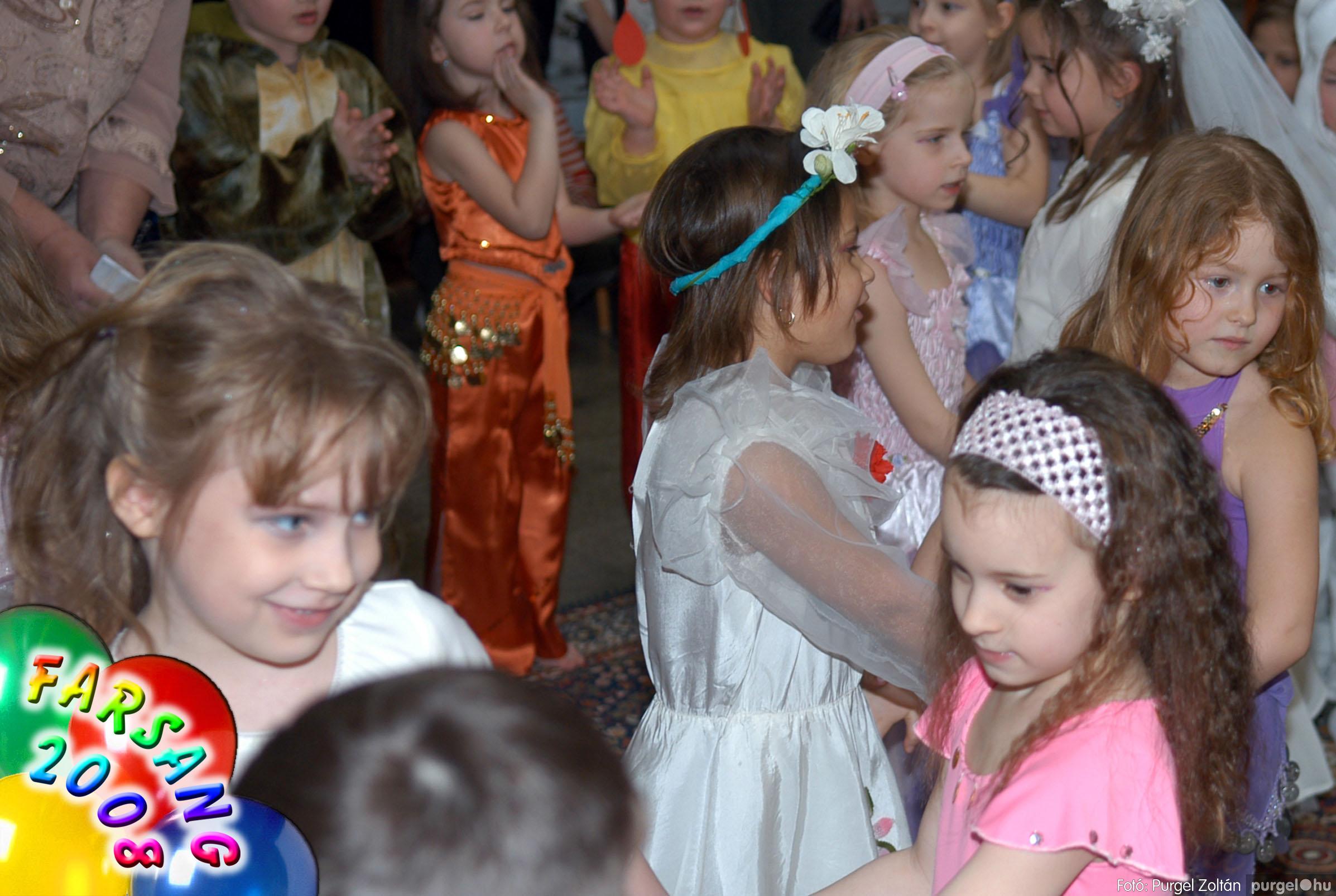 2008.02.23. 189 Kurca-parti Óvoda farsang 2008. - Szivárvány csoport - Fotó:PURGEL ZOLTÁN© 613.jpg