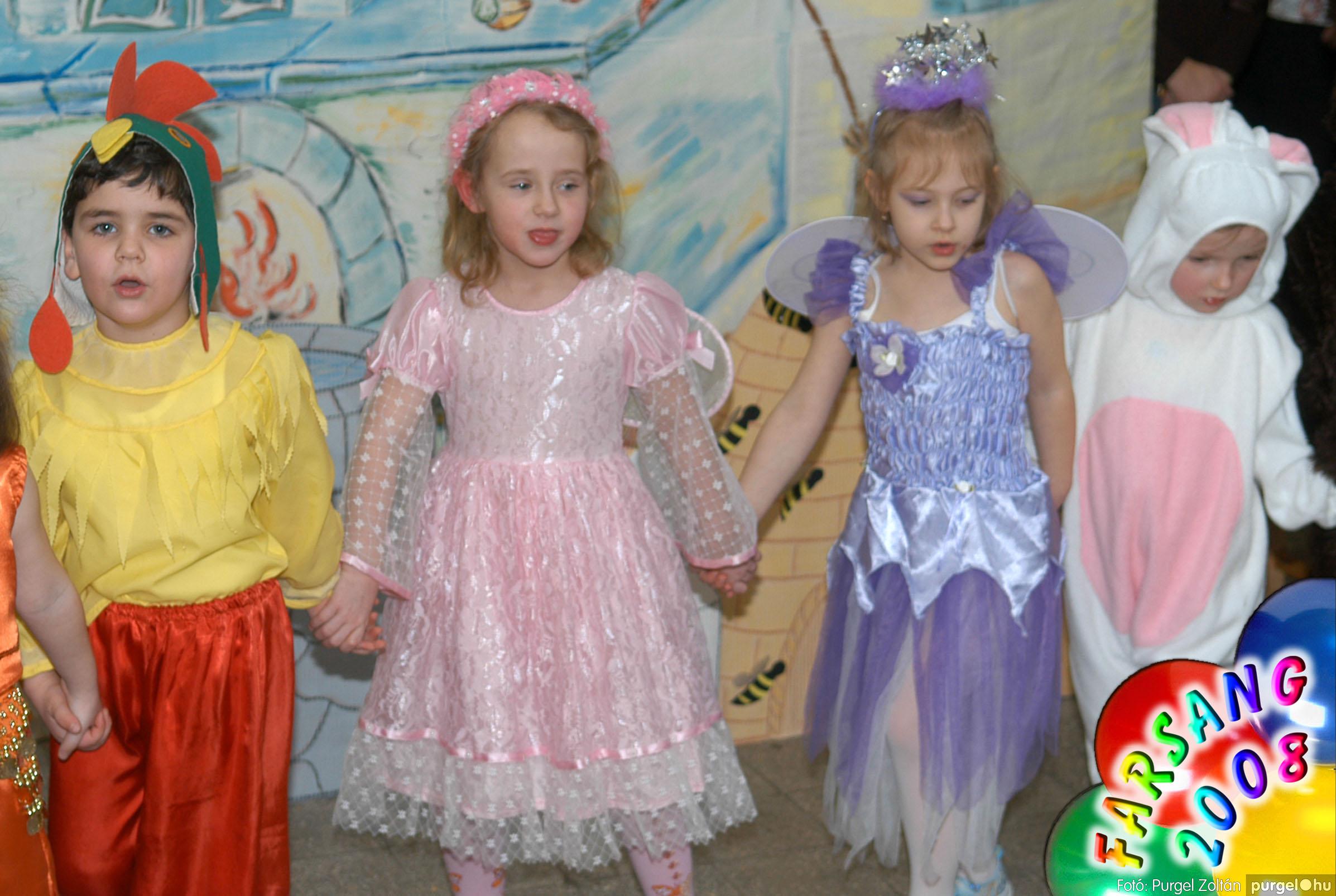 2008.02.23. 192 Kurca-parti Óvoda farsang 2008. - Szivárvány csoport - Fotó:PURGEL ZOLTÁN© 616.jpg