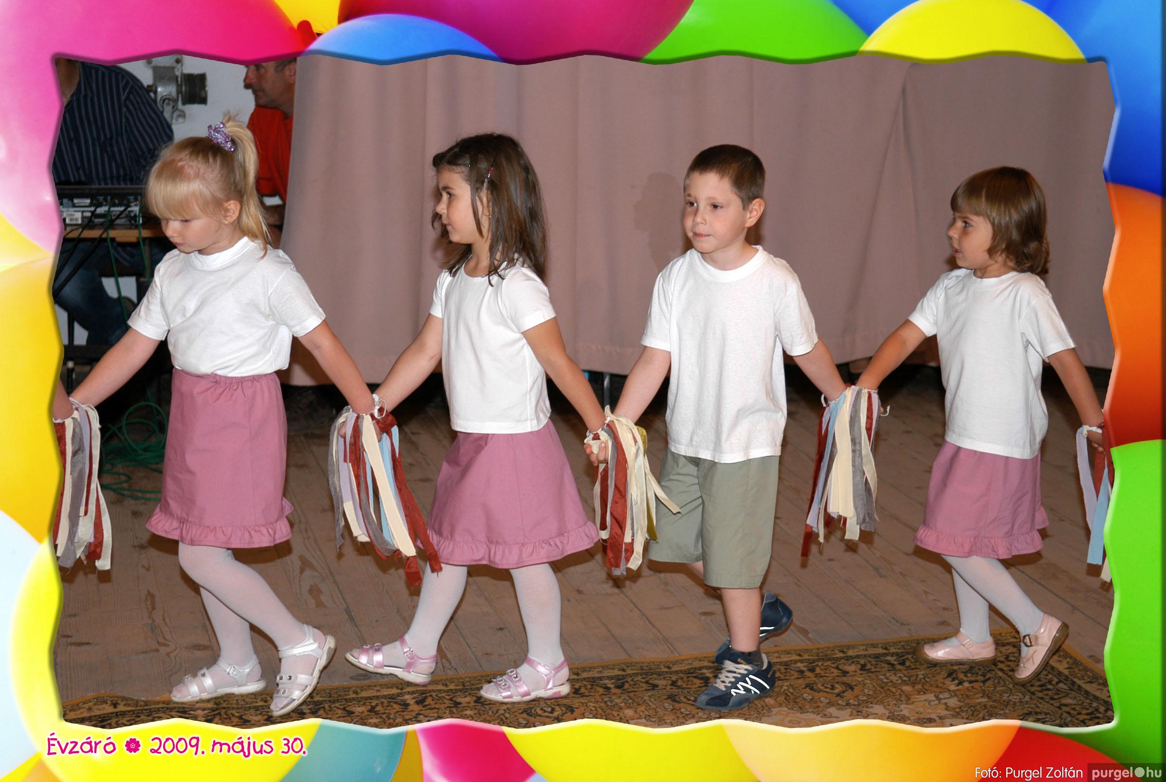 2009.05.30. 164 Kurca-parti Óvoda évzáró 2009. - Nyitnikék csoport - Fotó:PURGEL ZOLTÁN© 501.jpg