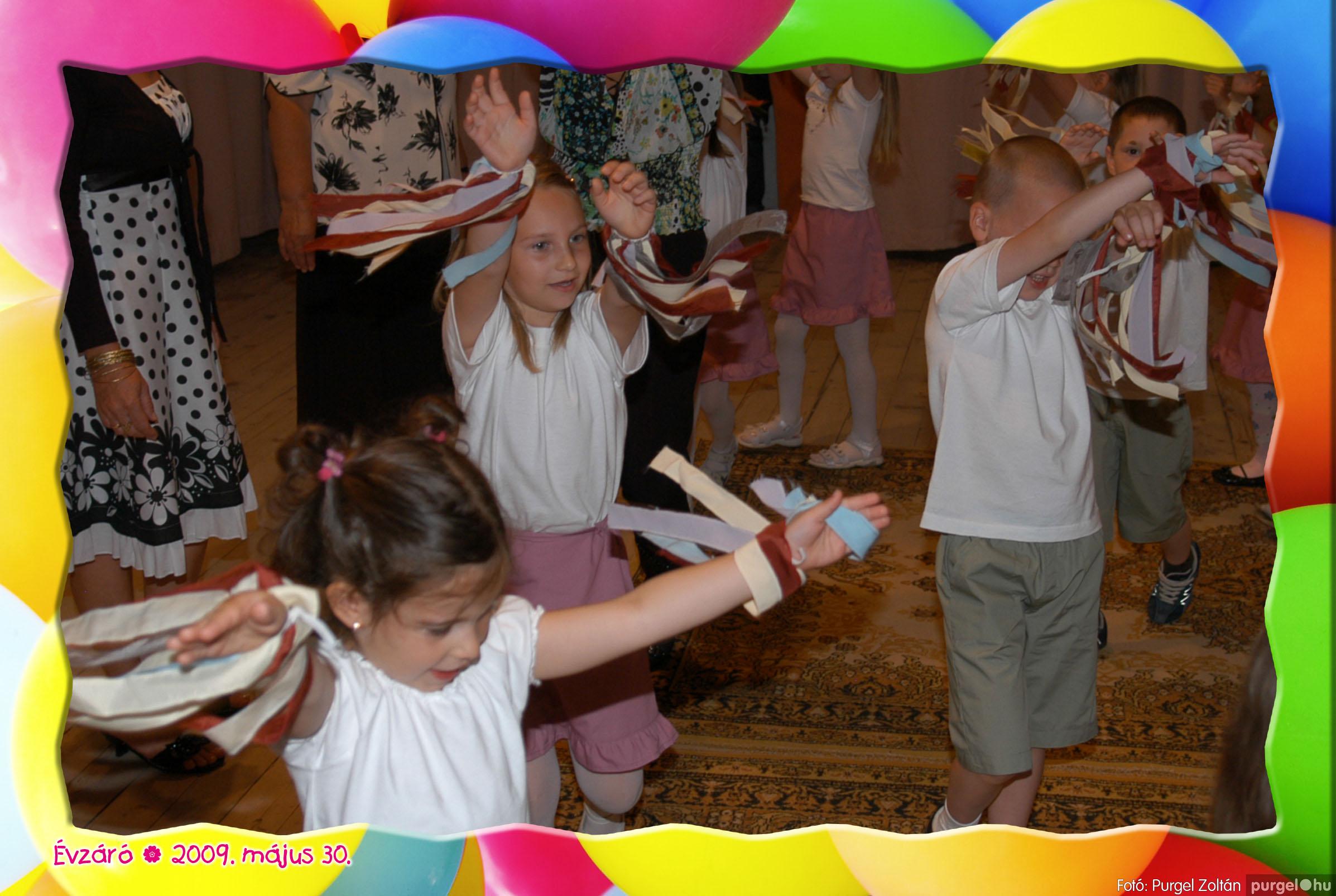 2009.05.30. 178 Kurca-parti Óvoda évzáró 2009. - Nyitnikék csoport - Fotó:PURGEL ZOLTÁN© 515.jpg