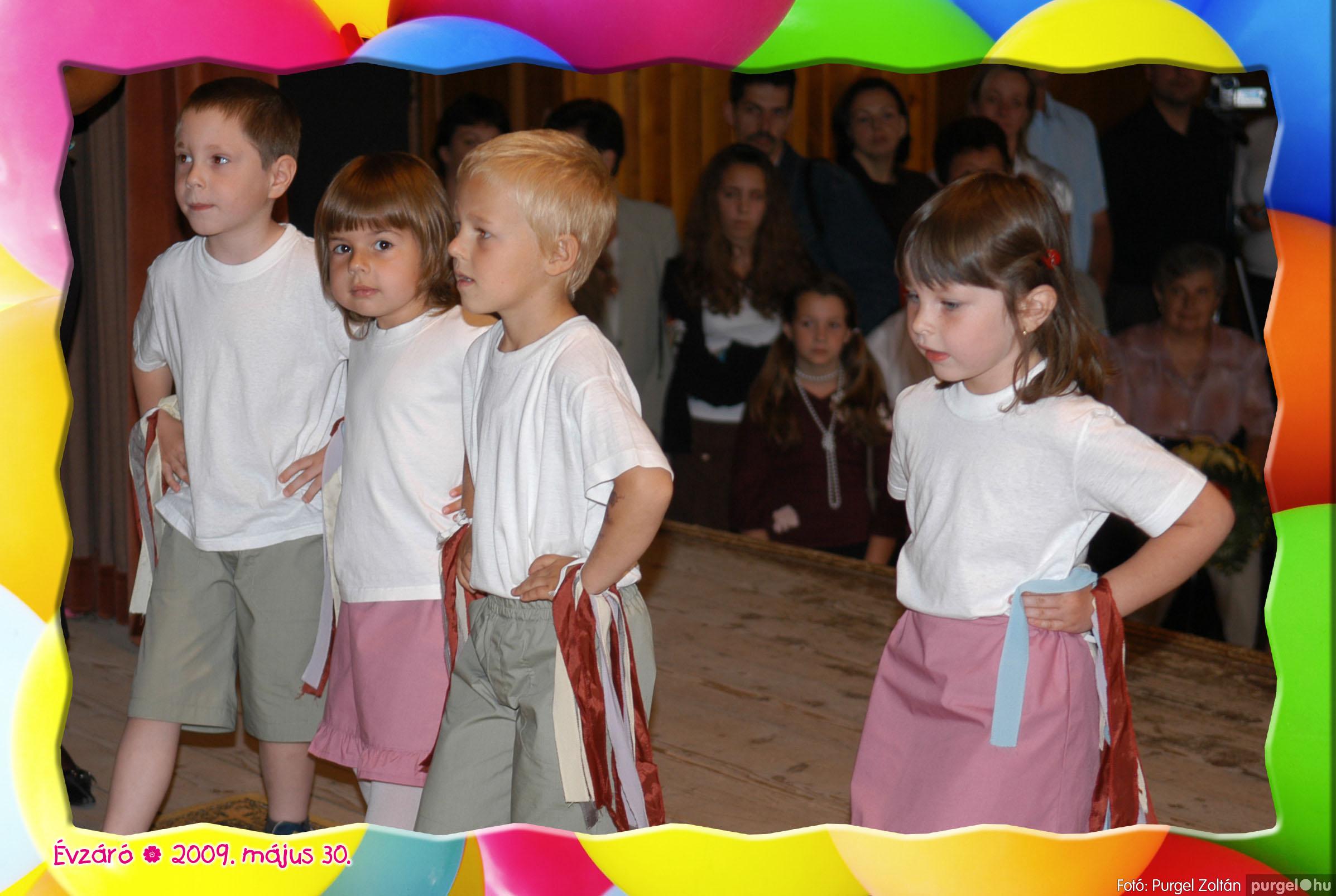 2009.05.30. 195 Kurca-parti Óvoda évzáró 2009. - Nyitnikék csoport - Fotó:PURGEL ZOLTÁN© 532.jpg