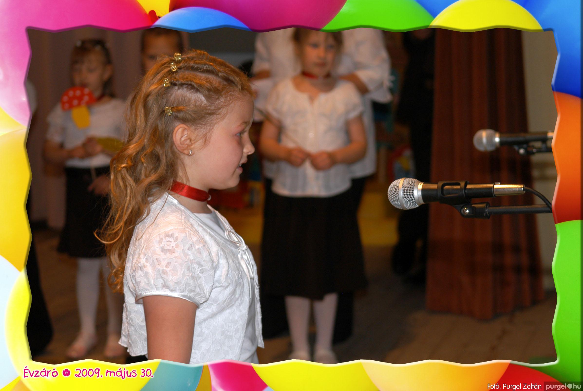 2009.05.30. 269 Kurca-parti Óvoda évzáró 2009. - Szivárvány csoport - Fotó:PURGEL ZOLTÁN© 674.jpg