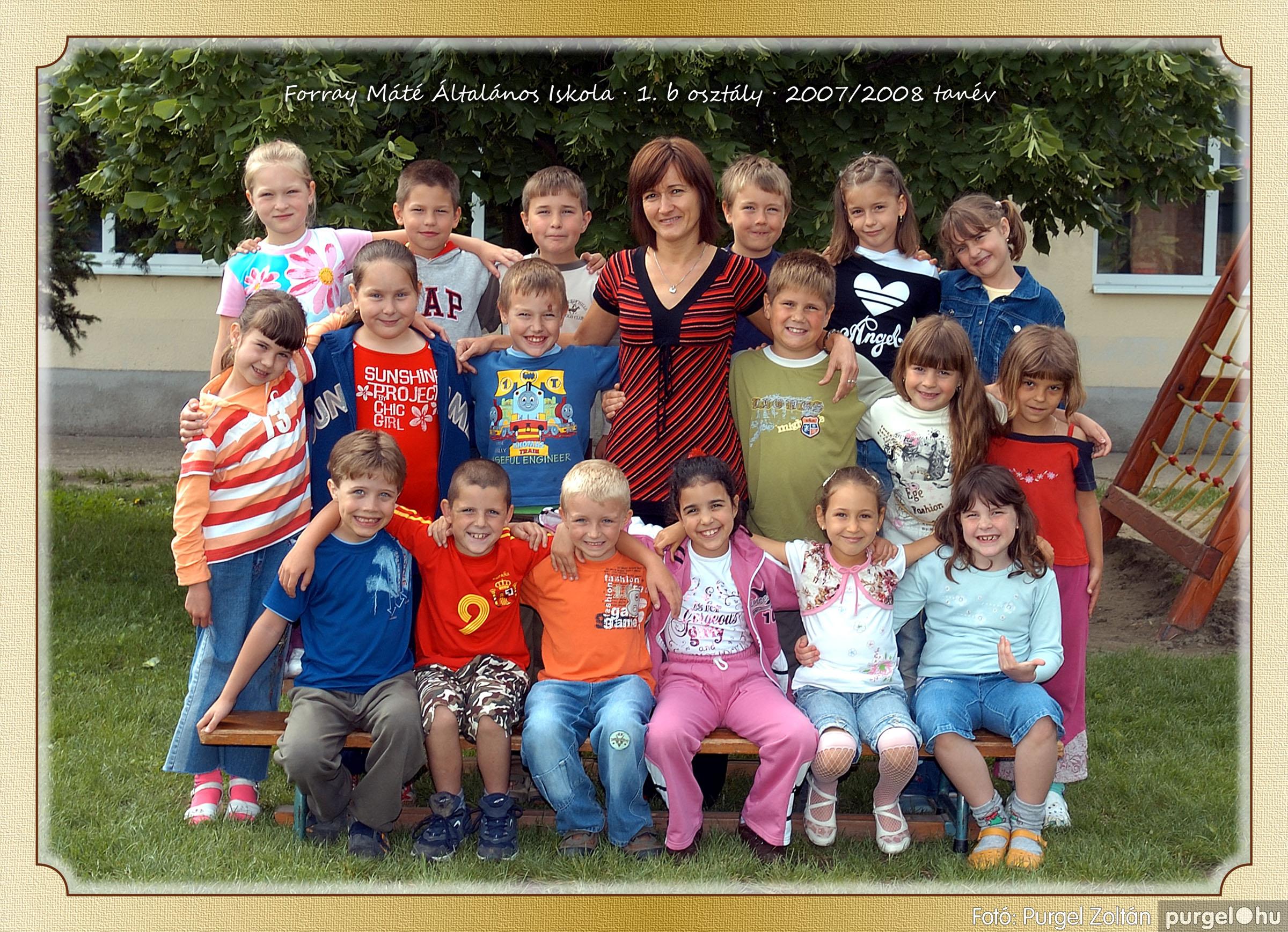 2008.05.08-26. 005 Forray Máté Általános Iskola osztályképek 2008. - Fotó:PURGEL ZOLTÁN© 1b-2.jpg