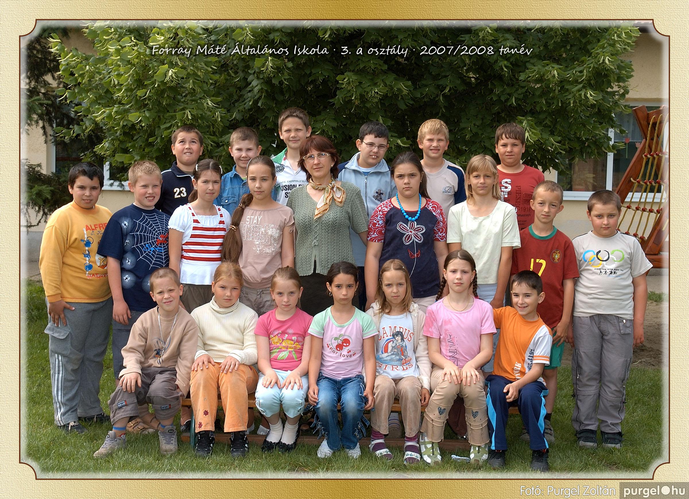 2008.05.08-26. 013 Forray Máté Általános Iskola osztályképek 2008. - Fotó:PURGEL ZOLTÁN© 3a-1.jpg