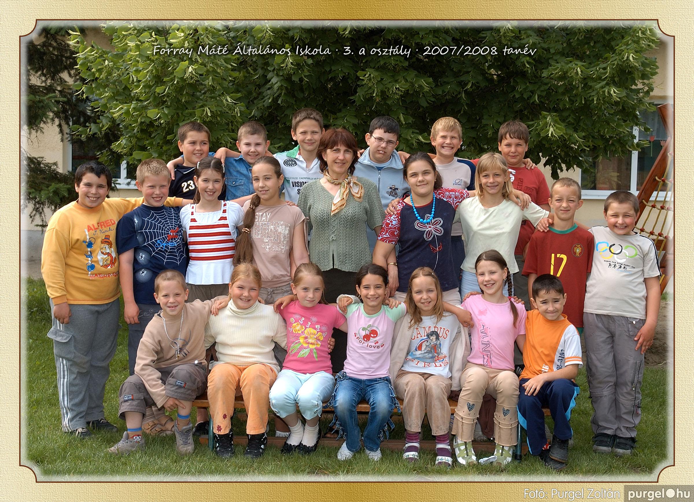 2008.05.08-26. 014 Forray Máté Általános Iskola osztályképek 2008. - Fotó:PURGEL ZOLTÁN© 3a-2.jpg