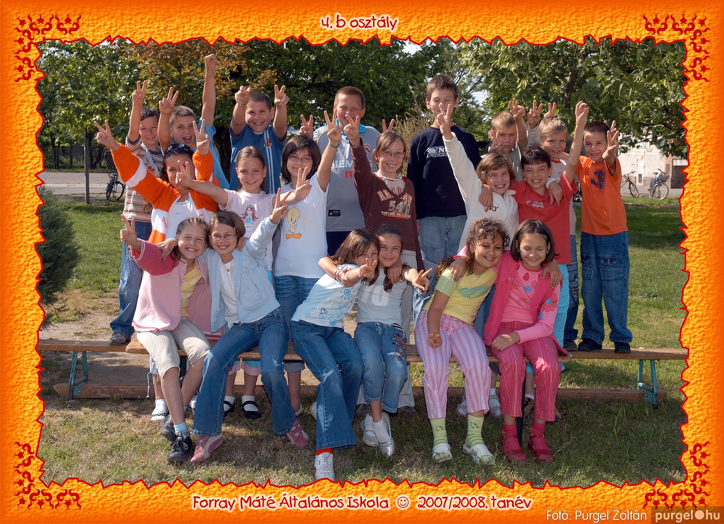 2008.05.08-26. 028 Forray Máté Általános Iskola osztályképek 2008. - Fotó:PURGEL ZOLTÁN© 4b-3.jpg