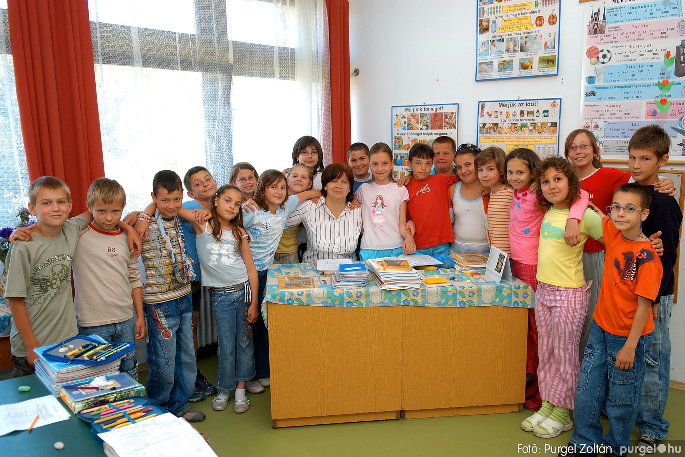 2008.05.08-26. 029 Forray Máté Általános Iskola osztályképek 2008. - Fotó:PURGEL ZOLTÁN© 4b-4.jpg