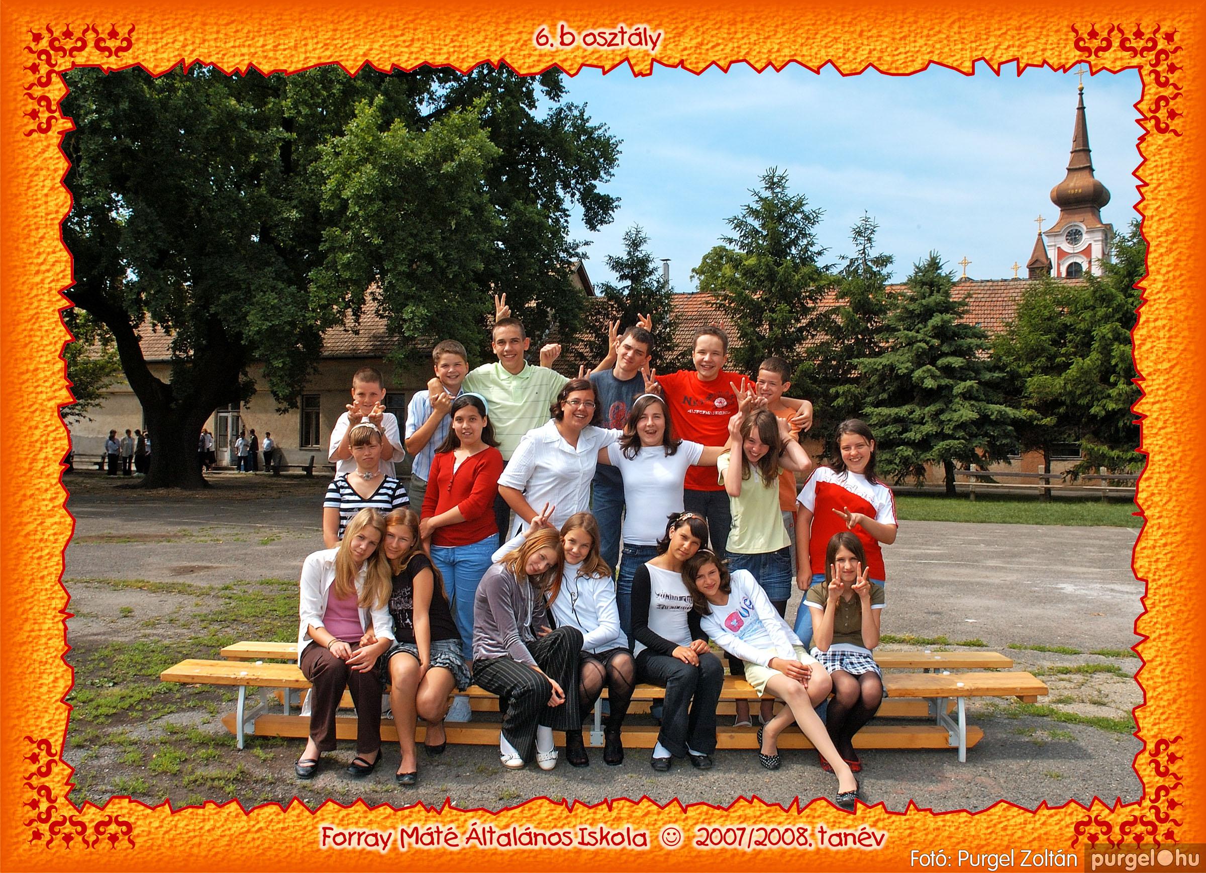 2008.05.08-26. 042 Forray Máté Általános Iskola osztályképek 2008. - Fotó:PURGEL ZOLTÁN© 6b-3.jpg