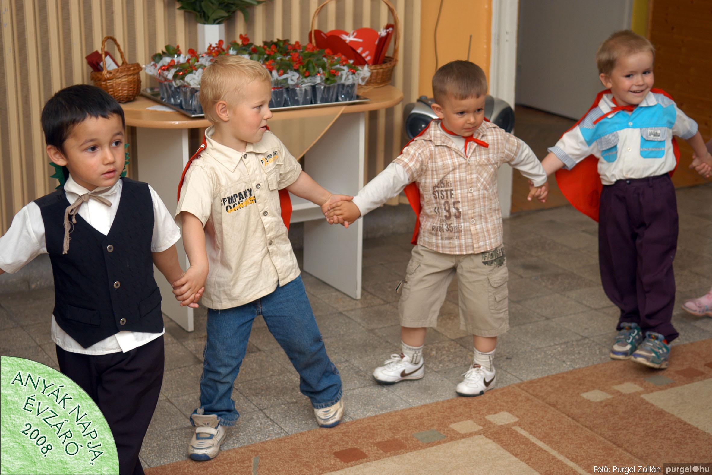 2008.05.16. 048 Kurca-parti Óvoda évzáró 2008. - Nyitnikék csoport - Fotó:PURGEL ZOLTÁN© 512.jpg