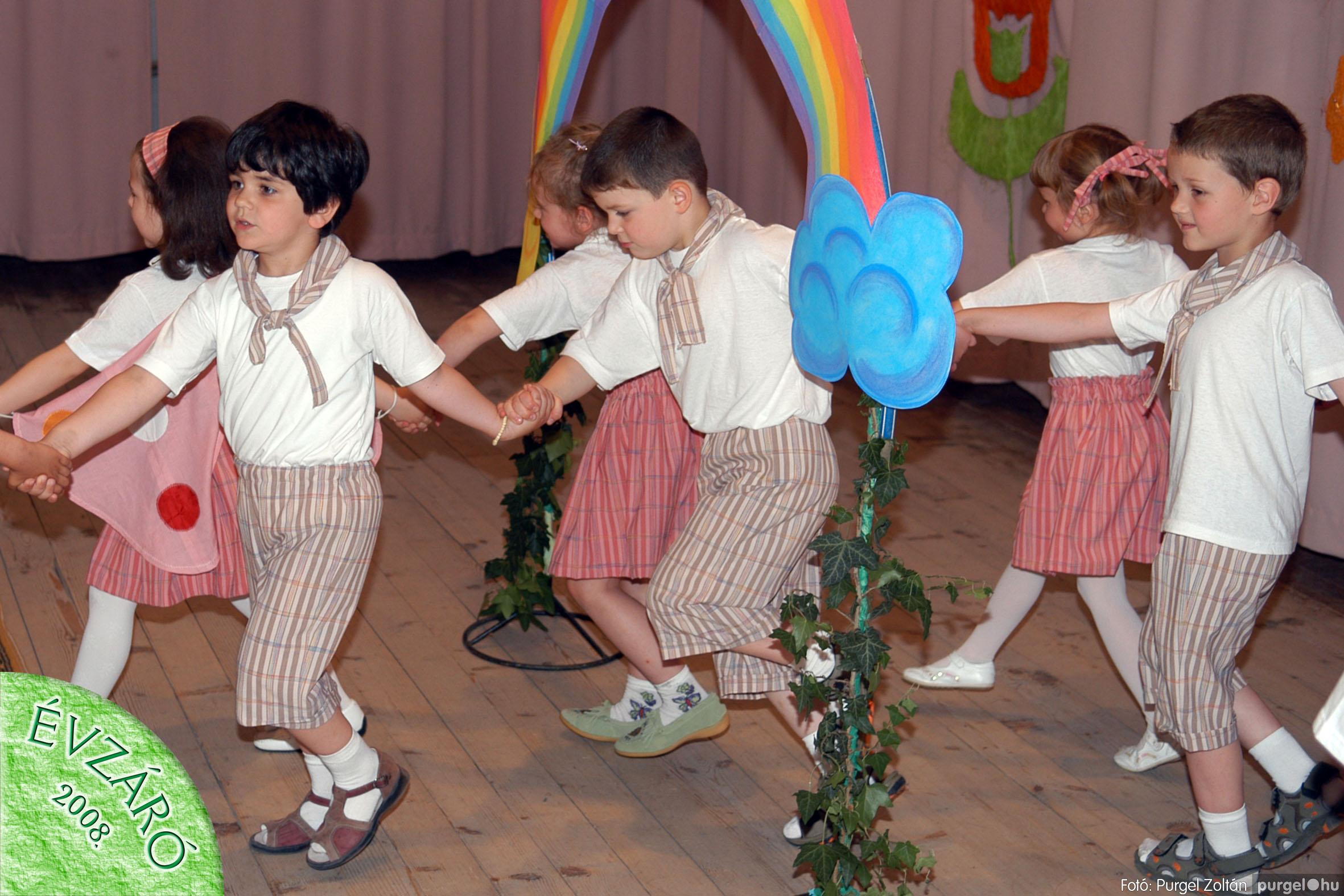 2008.05.31. 183 Kurca-parti Óvoda évzáró 2008. - Szivárvány csoport - Fotó:PURGEL ZOLTÁN© 603.jpg