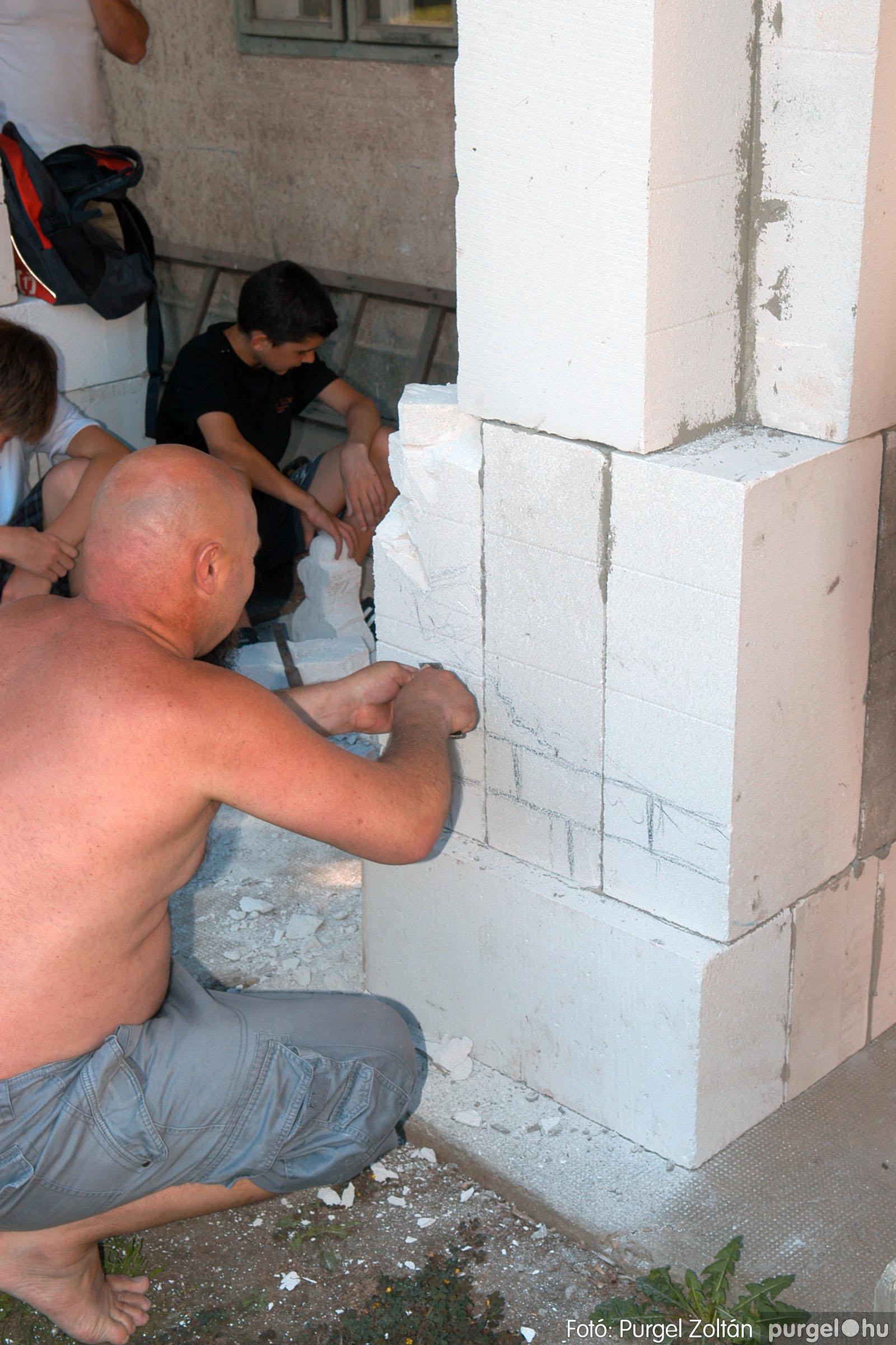 2008.06.23. 005 Kőfaragók a Kulturális héten - Fotó:PURGEL ZOLTÁN© DSC_0127q.jpg