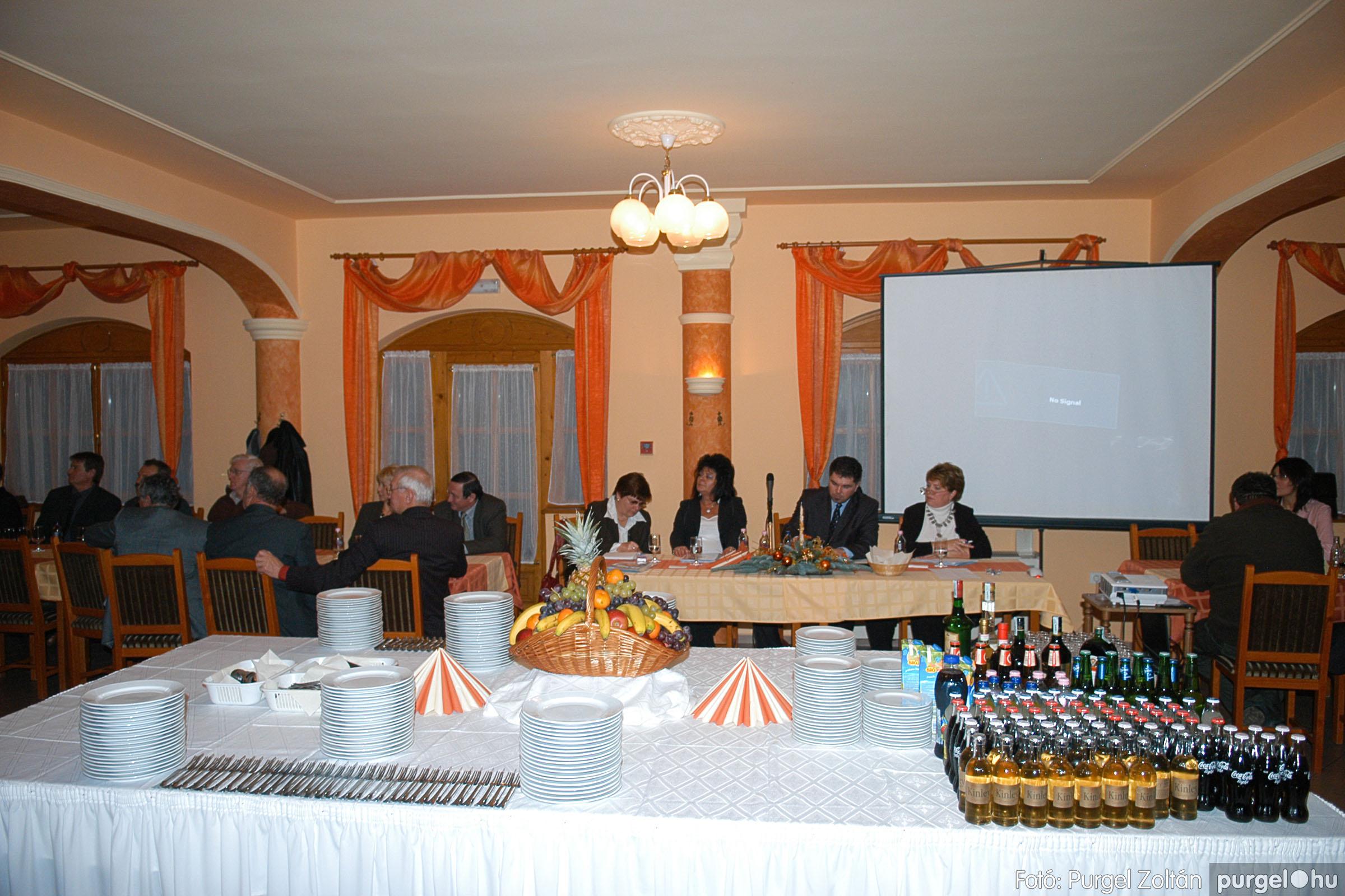 2009.12.04. 014 Szegvár és Vidéke Takarékszövetkezet évzáró - Fotó:PURGEL ZOLTÁN© DSC_0155q.jpg