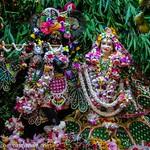 ISKCON Vrindavan Deity Darshan 03 Aug 2019