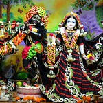 ISKCON Nasik Deity Darshan 03 Aug 2019