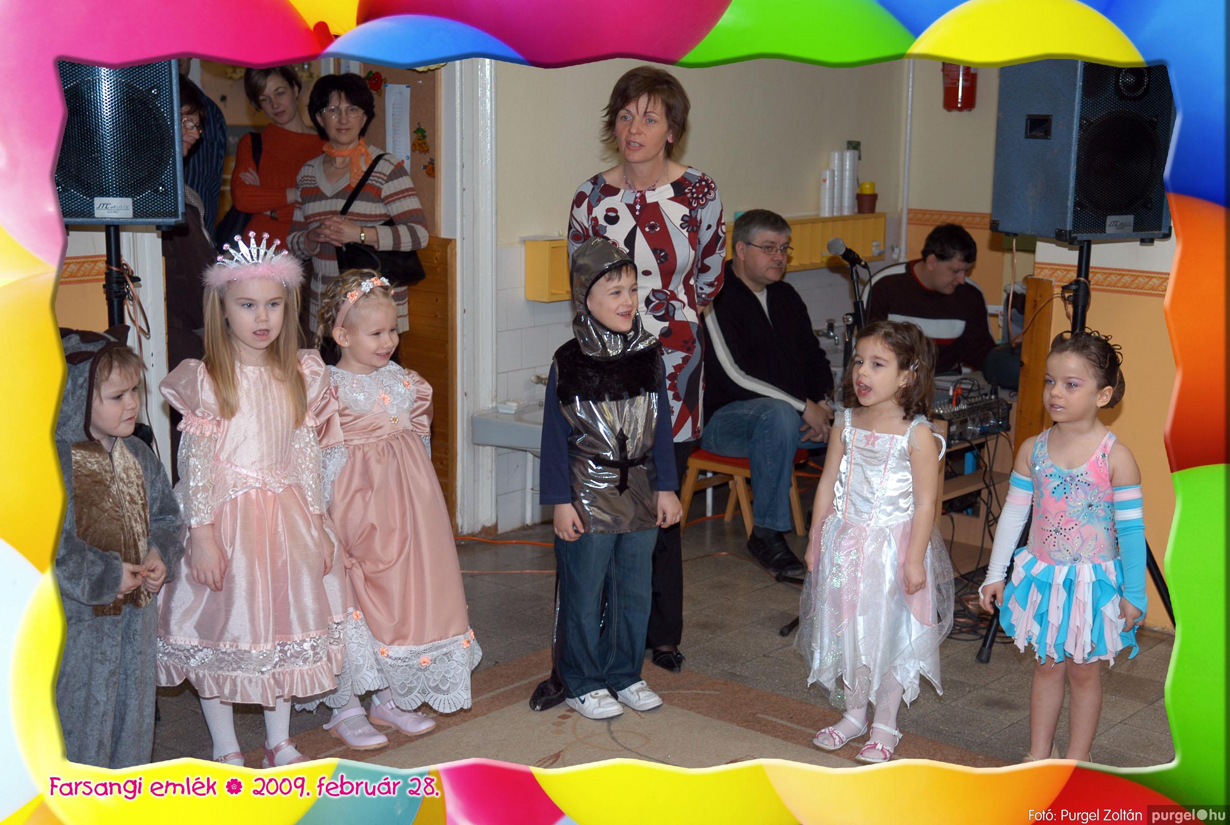2009.02.28. 180 Kurca-parti Óvoda farsang 2009. - Nyitnikék csoport - Fotó:PURGEL ZOLTÁN© 528.jpg