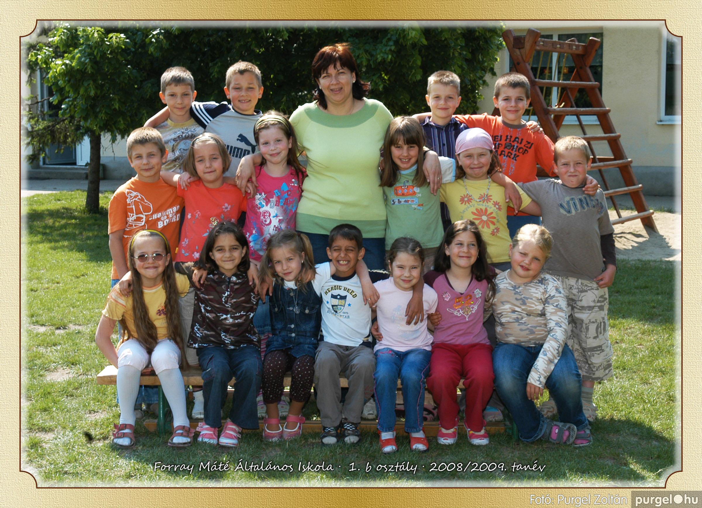2009.05.04-26. 005 Forray Máté Általános Iskola osztályképek 2009. - Fotó:PURGEL ZOLTÁN© 1b-2.jpg