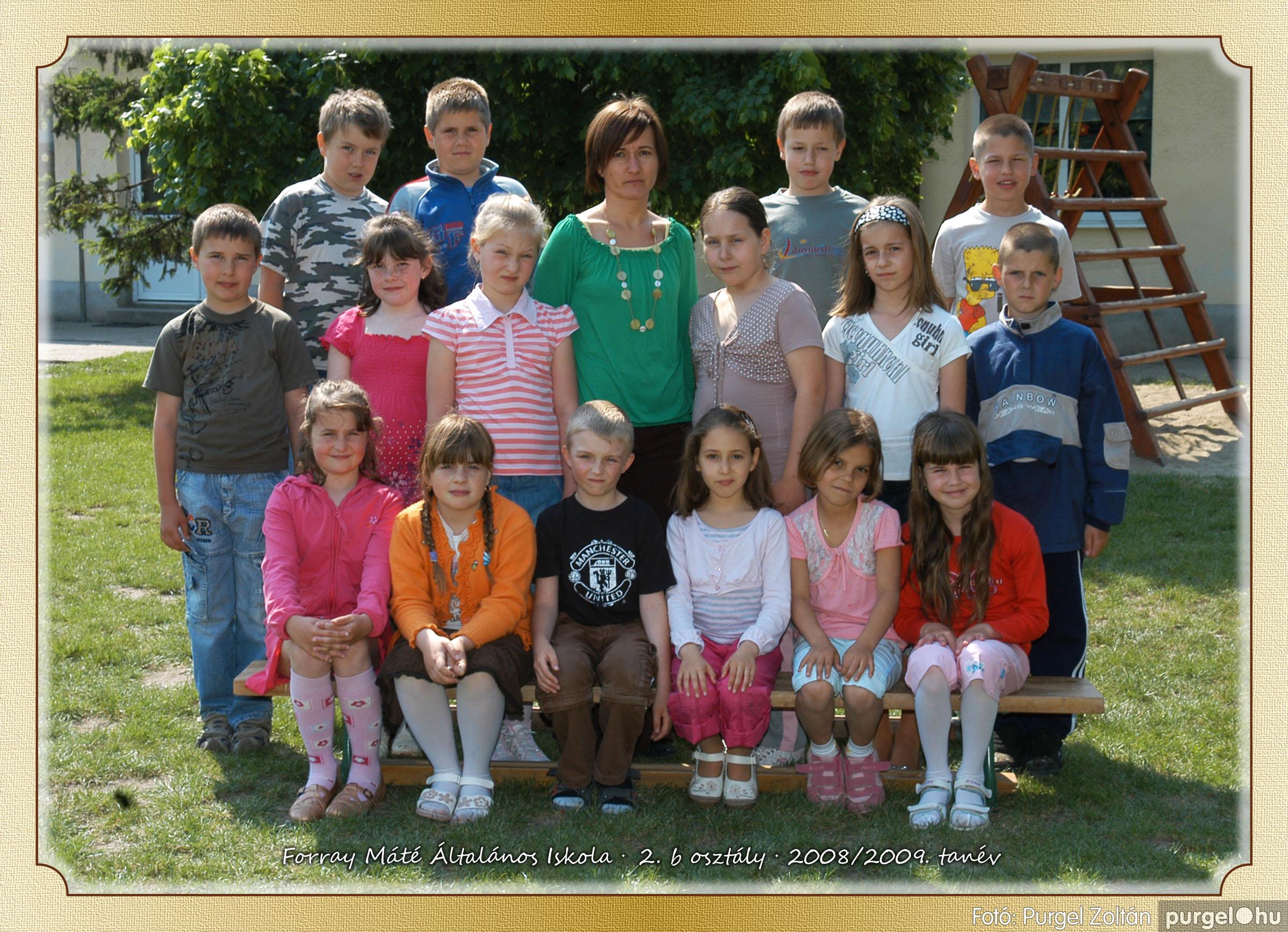 2009.05.04-26. 010 Forray Máté Általános Iskola osztályképek 2009. - Fotó:PURGEL ZOLTÁN© 2b-1.jpg