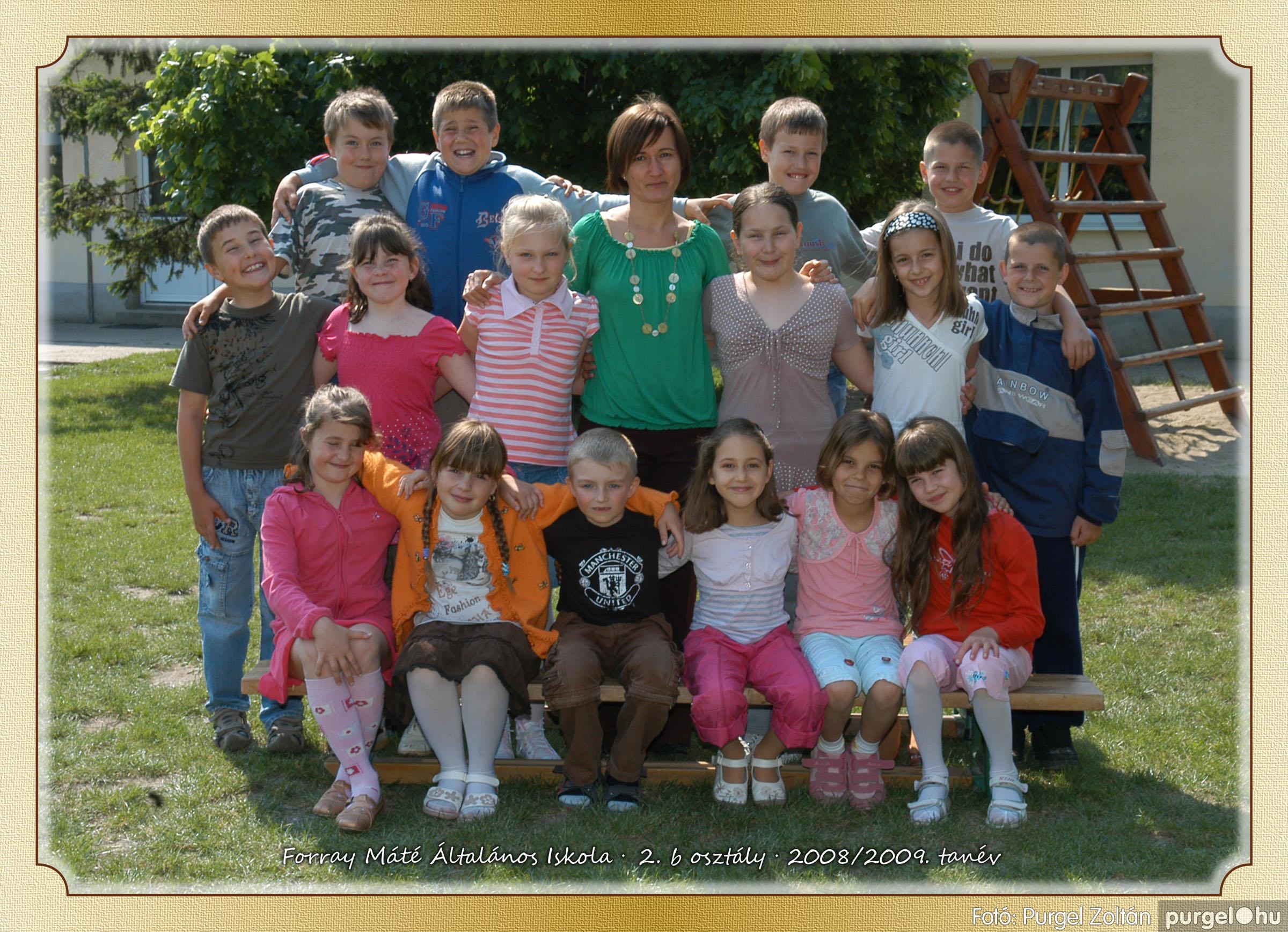 2009.05.04-26. 011 Forray Máté Általános Iskola osztályképek 2009. - Fotó:PURGEL ZOLTÁN© 2b-2.jpg