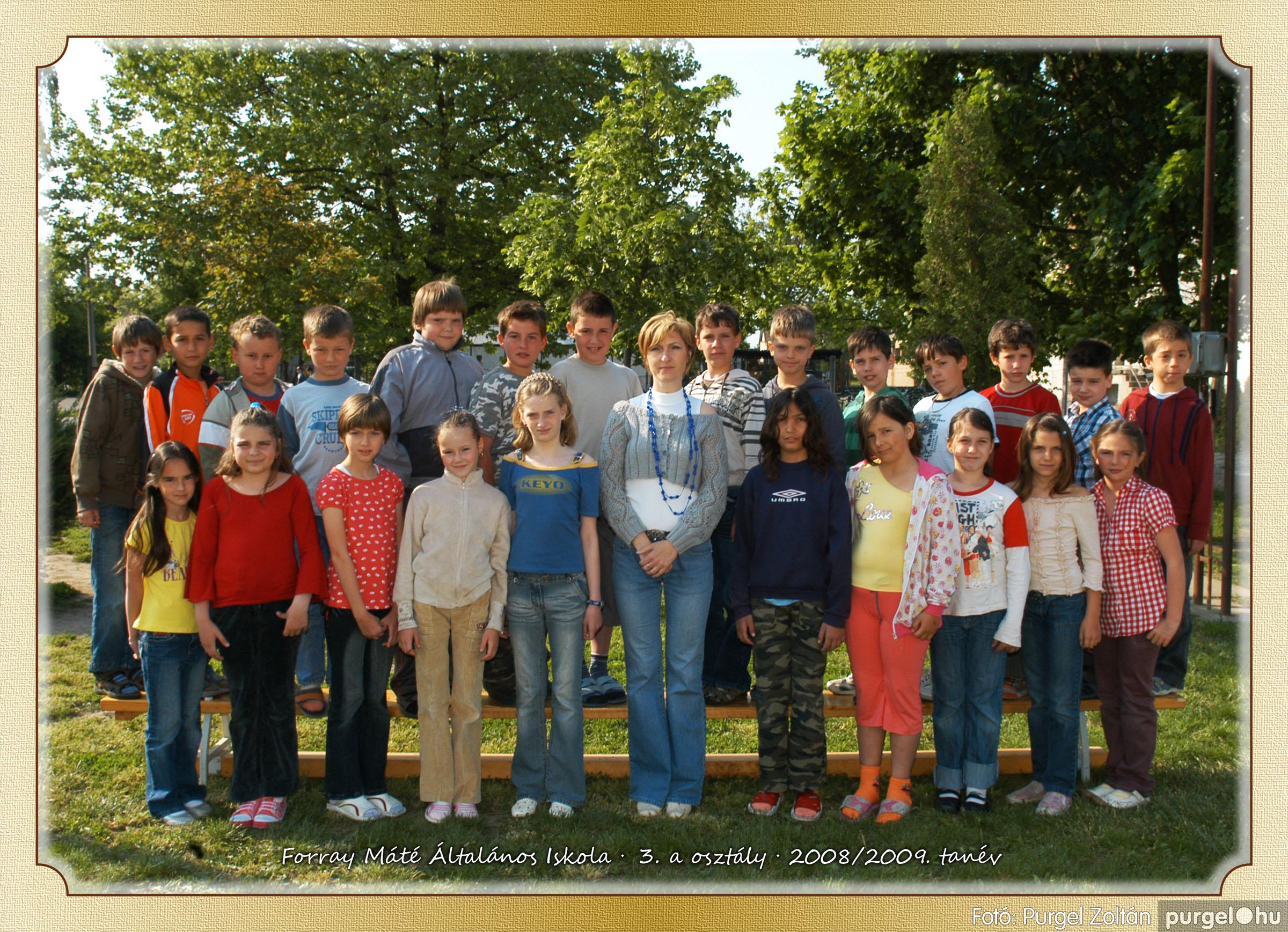 2009.05.04-26. 013 Forray Máté Általános Iskola osztályképek 2009. - Fotó:PURGEL ZOLTÁN© 3a-1.jpg