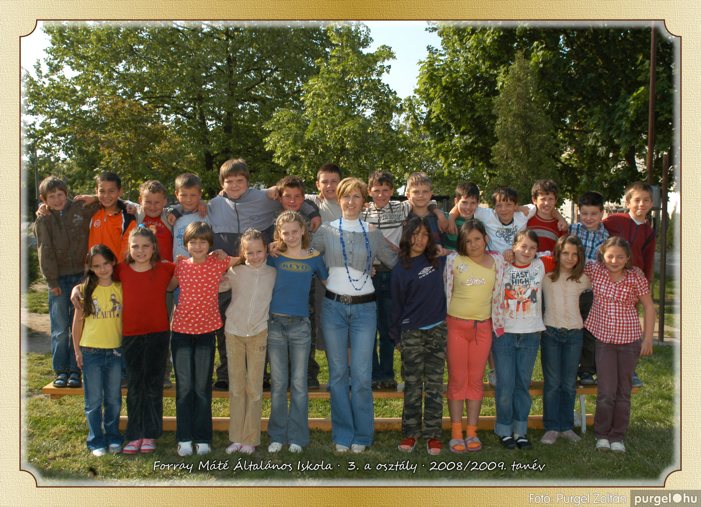 2009.05.04-26. 014 Forray Máté Általános Iskola osztályképek 2009. - Fotó:PURGEL ZOLTÁN© 3a-2.jpg