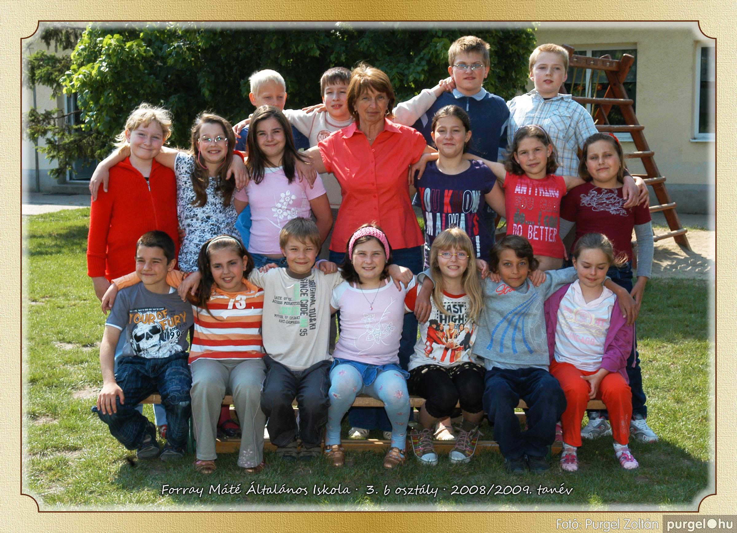 2009.05.04-26. 017 Forray Máté Általános Iskola osztályképek 2009. - Fotó:PURGEL ZOLTÁN© 3b-2.jpg